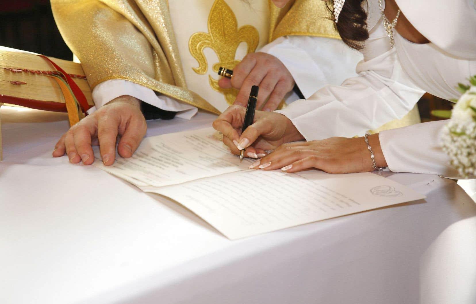 Reconnaître la possibilité de mariages religieux exempts d'effets juridiques en droit québécois entraînerait de graves conséquences qui nous feraient reculer socialement de plusieurs décennies.