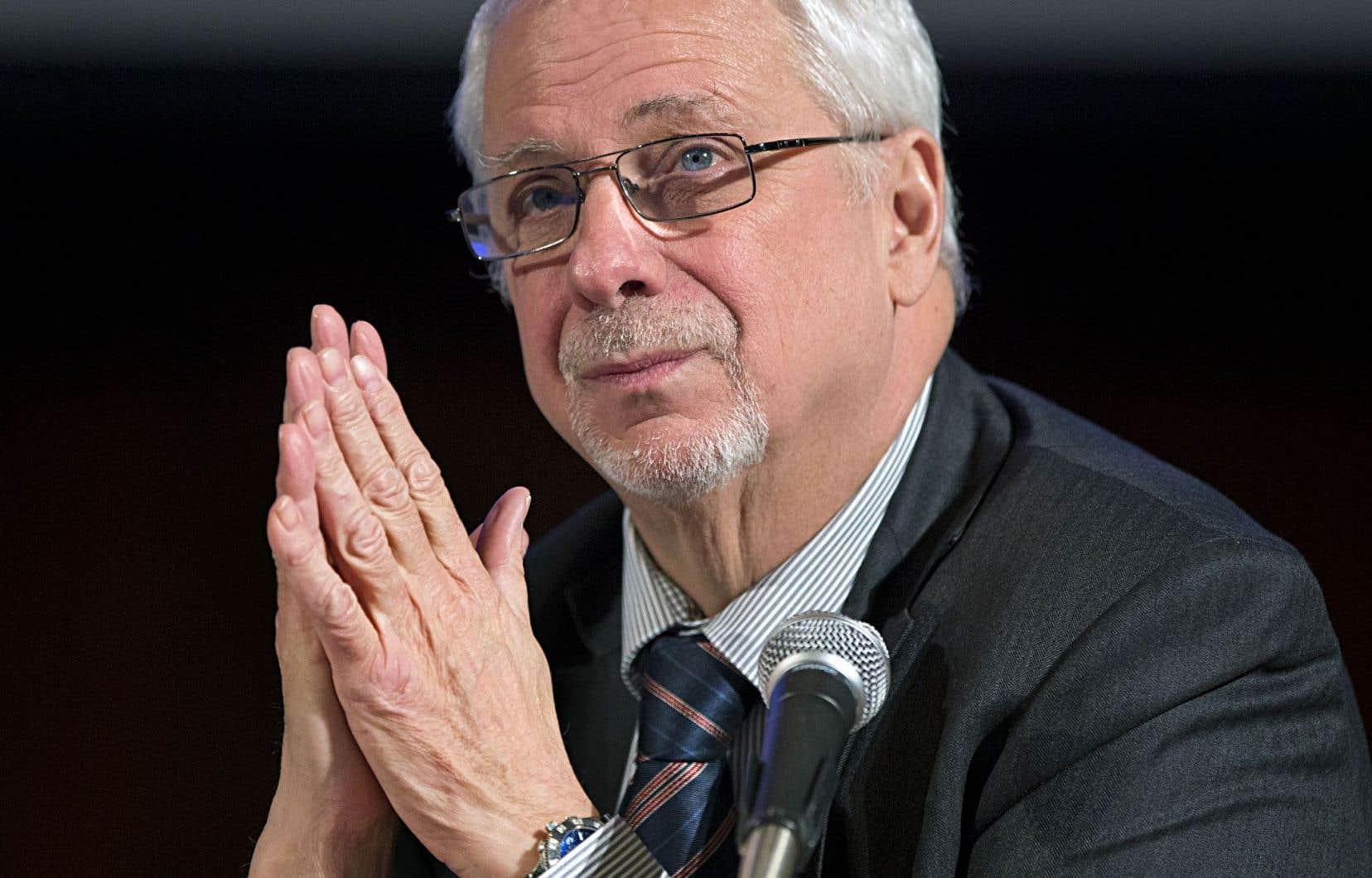 Pierre Marc Johnson estime que les choses doivent maintenant être menées rondement pour une entrée en vigueur de l'accord en 2017.