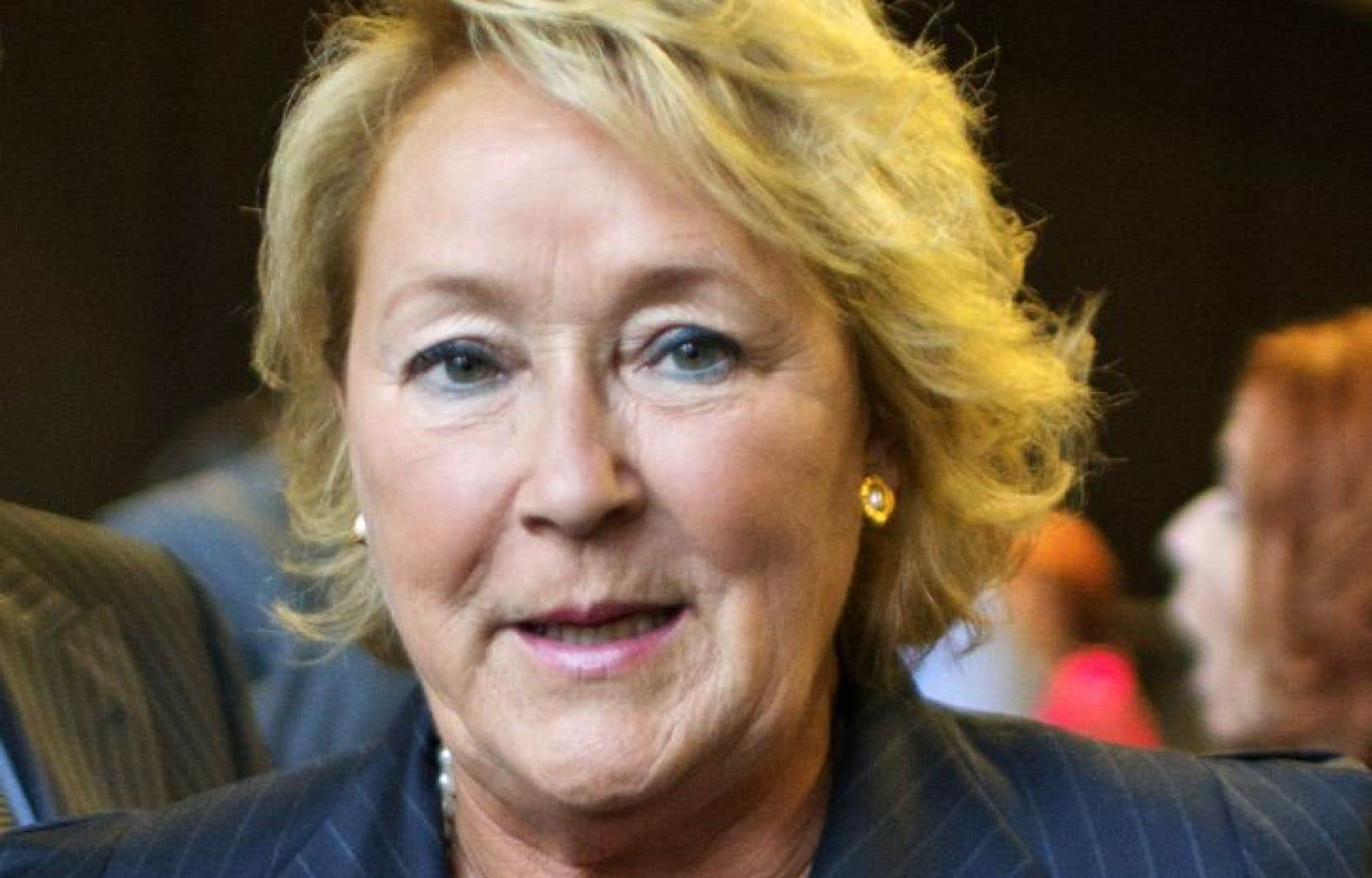Pauline Marois a créé le réseau de CPE lorsqu'elle était ministre de la Famille en 1997.