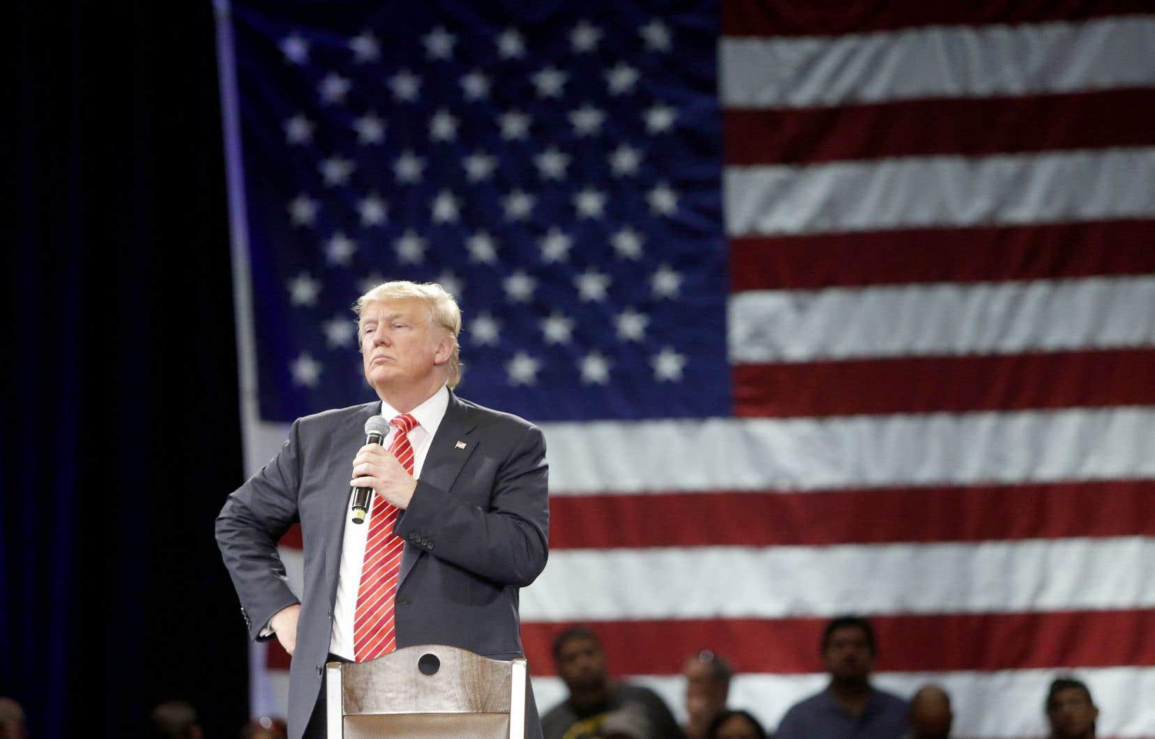 Une défaite dans l'Ohio freinerait les ardeurs du milliardaire Donald Trump.