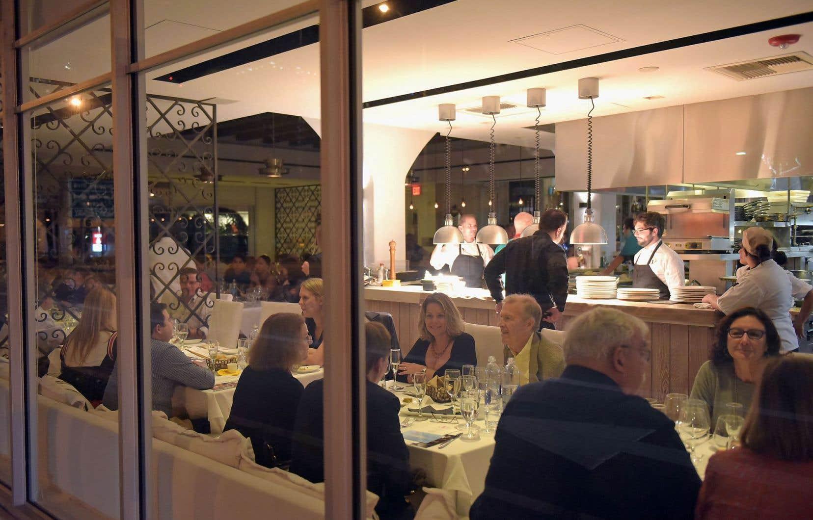 Ce qui compte avant tout pour un restaurant, c'est la constance, autant dans le service que dans la qualité des mets présentés.