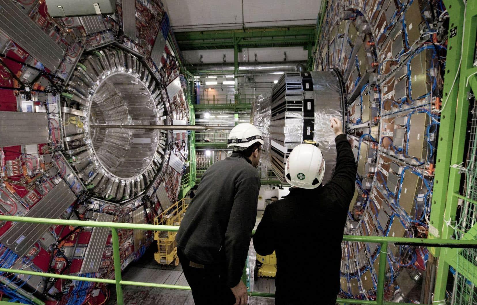Le CERN compte ouvrir une résidence d'artiste atypique dans son laboratoire de Genève.