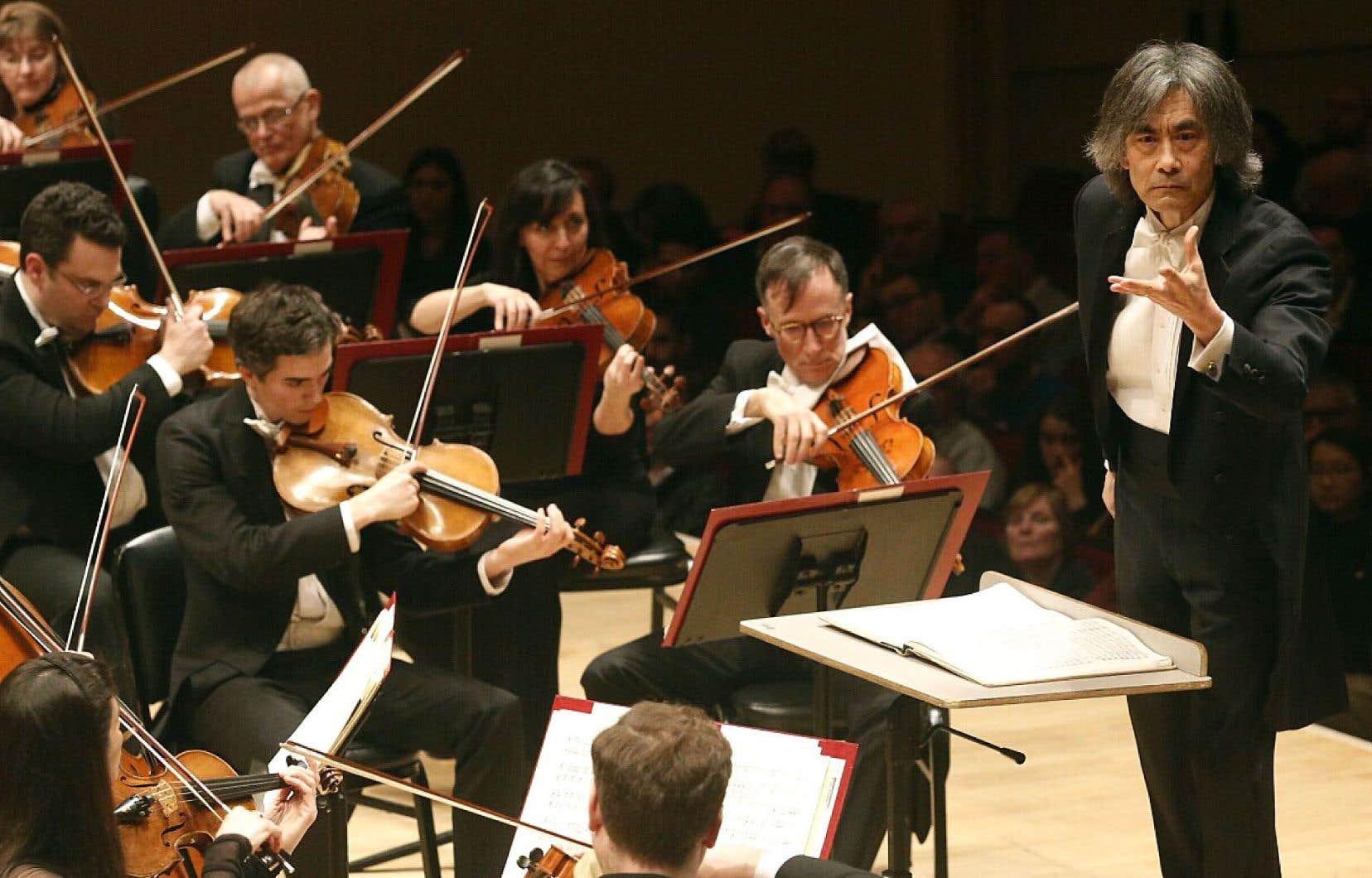 Kent Nagano et l'OSM mardi à Carnegie Hall, à New York