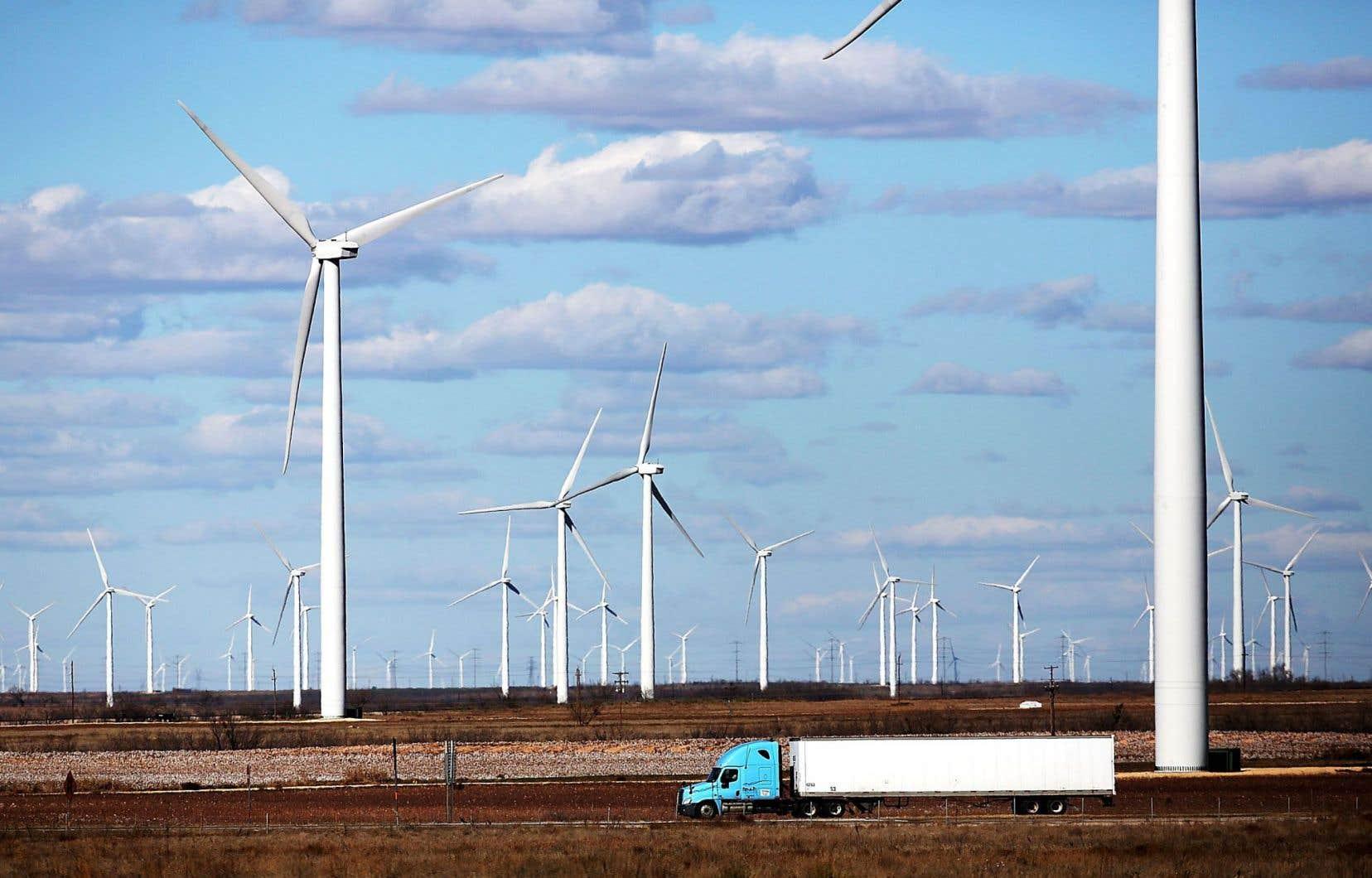 «Le monde a besoin de plus d'éoliennes, pas de nouveaux pipelines de sables bitumineux», a réagi mercredi Greenpeace.