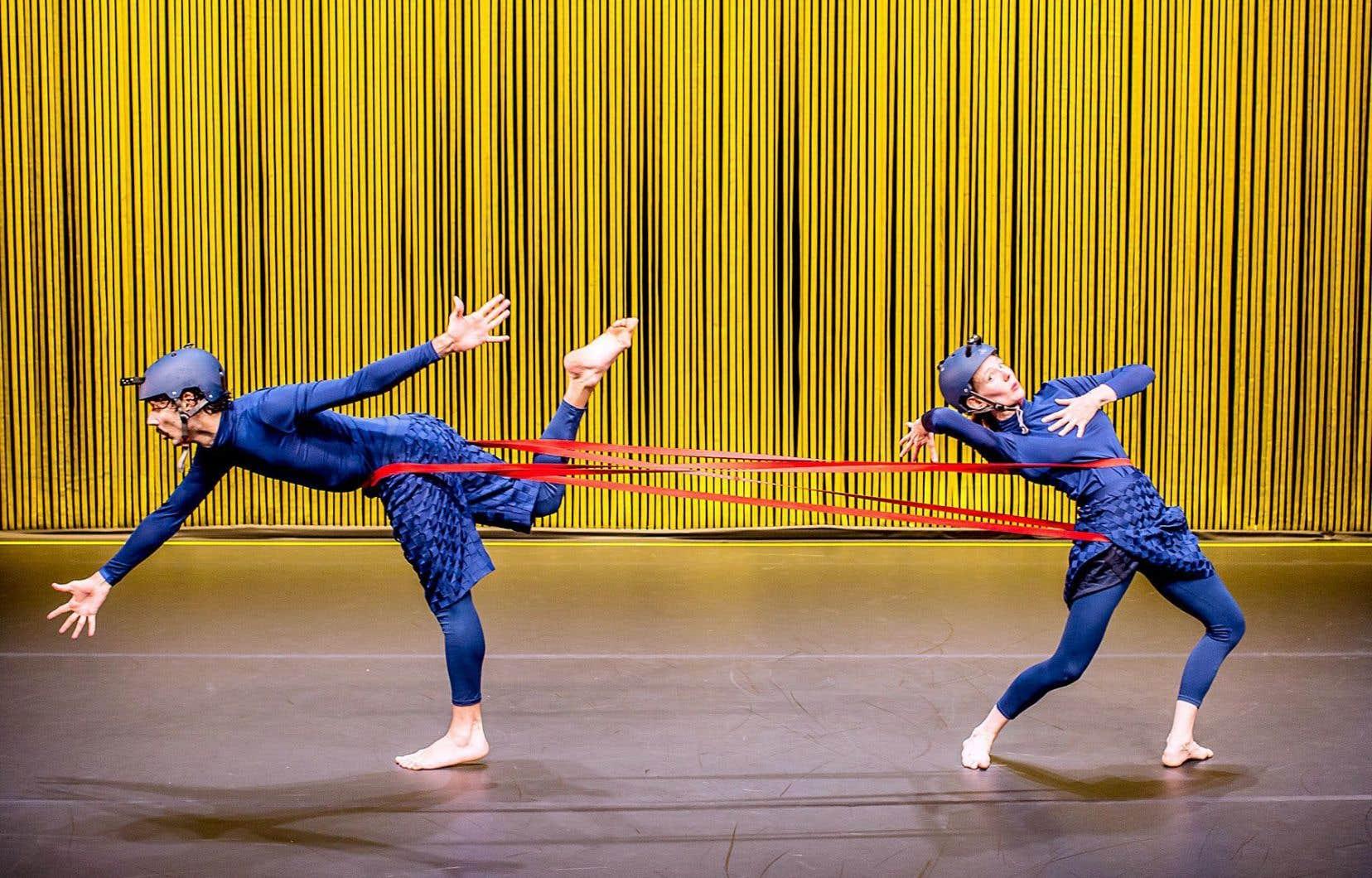 La chorégraphe Estelle Clareton propose «Tendre», un spectacle pour les petits dès quatreans.