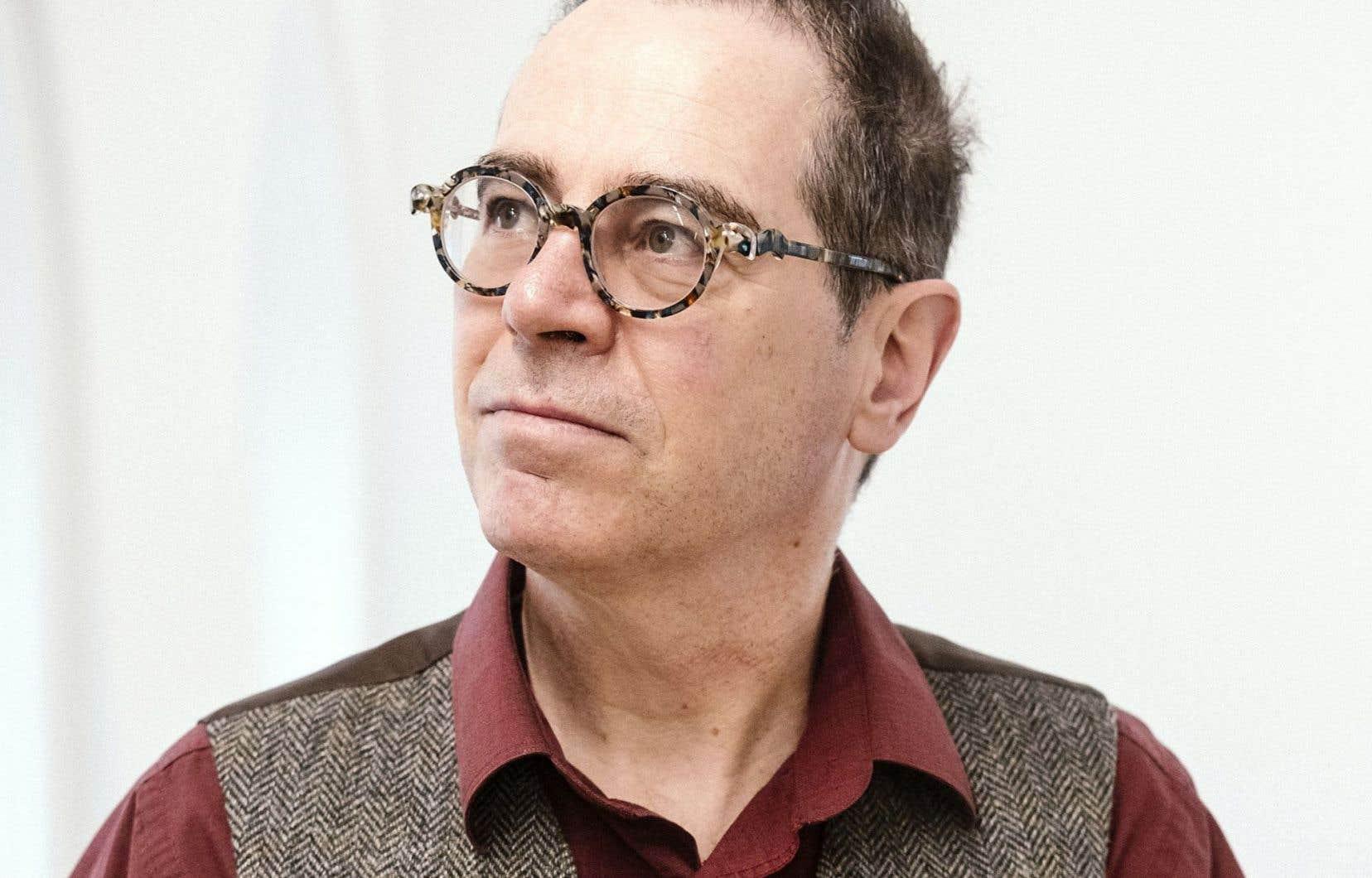 Bernard Gilbert exploite habilement le paradoxe du sentiment amoureux dans «Pygmalion tatoué».