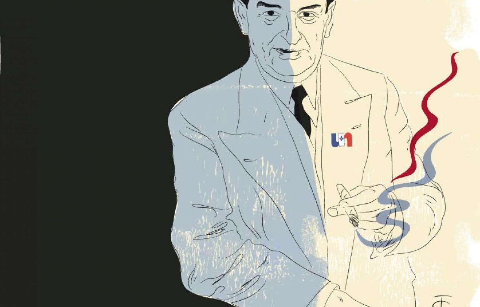 Dans le regard que l'on jette sur la figure de Duplessis se joue, encore aujourd'hui, un affrontement idéologique constitutif de notre vision du Québec.
