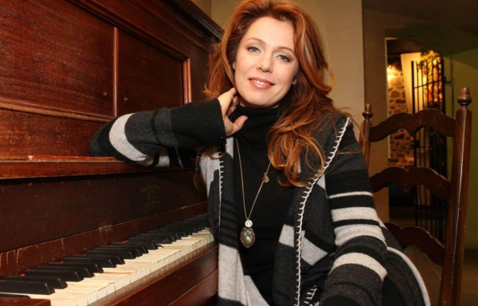 Chansons pour les mois d'hiver, d'Isabelle Boulay, est un album pour avoir un peu plus chaud quand il fait froid.