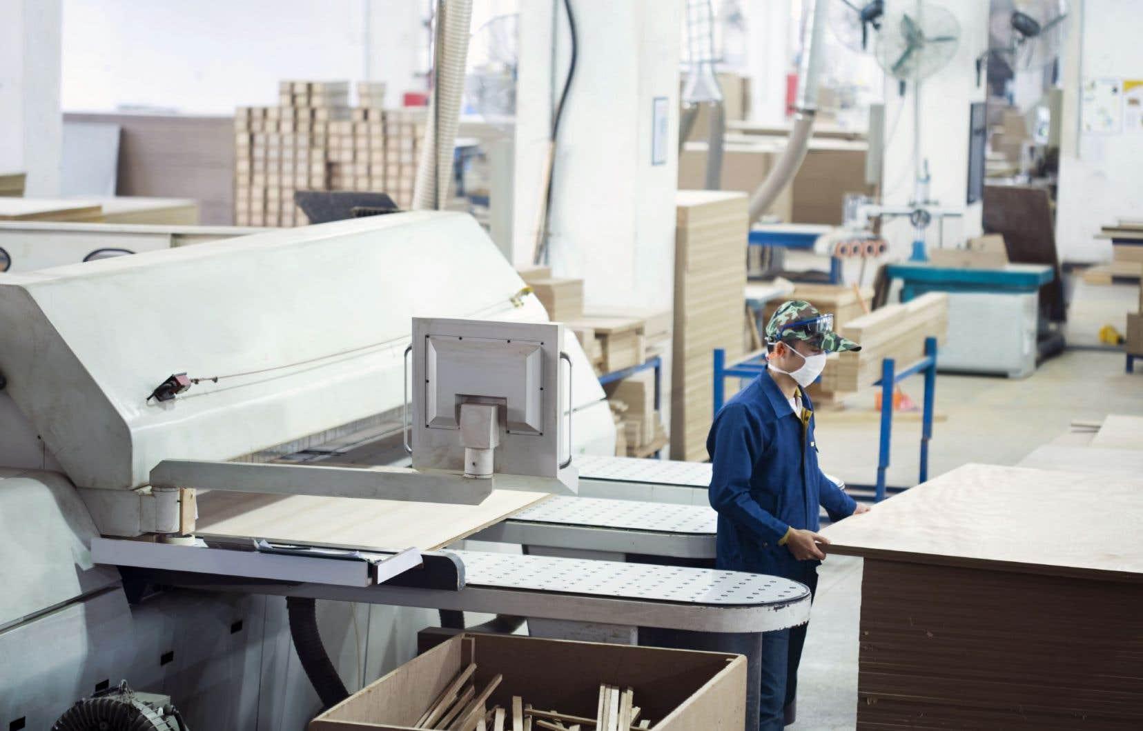 Québec chiffre à 107,3millions l'aide à l'innovation de divers «secteurs clés».