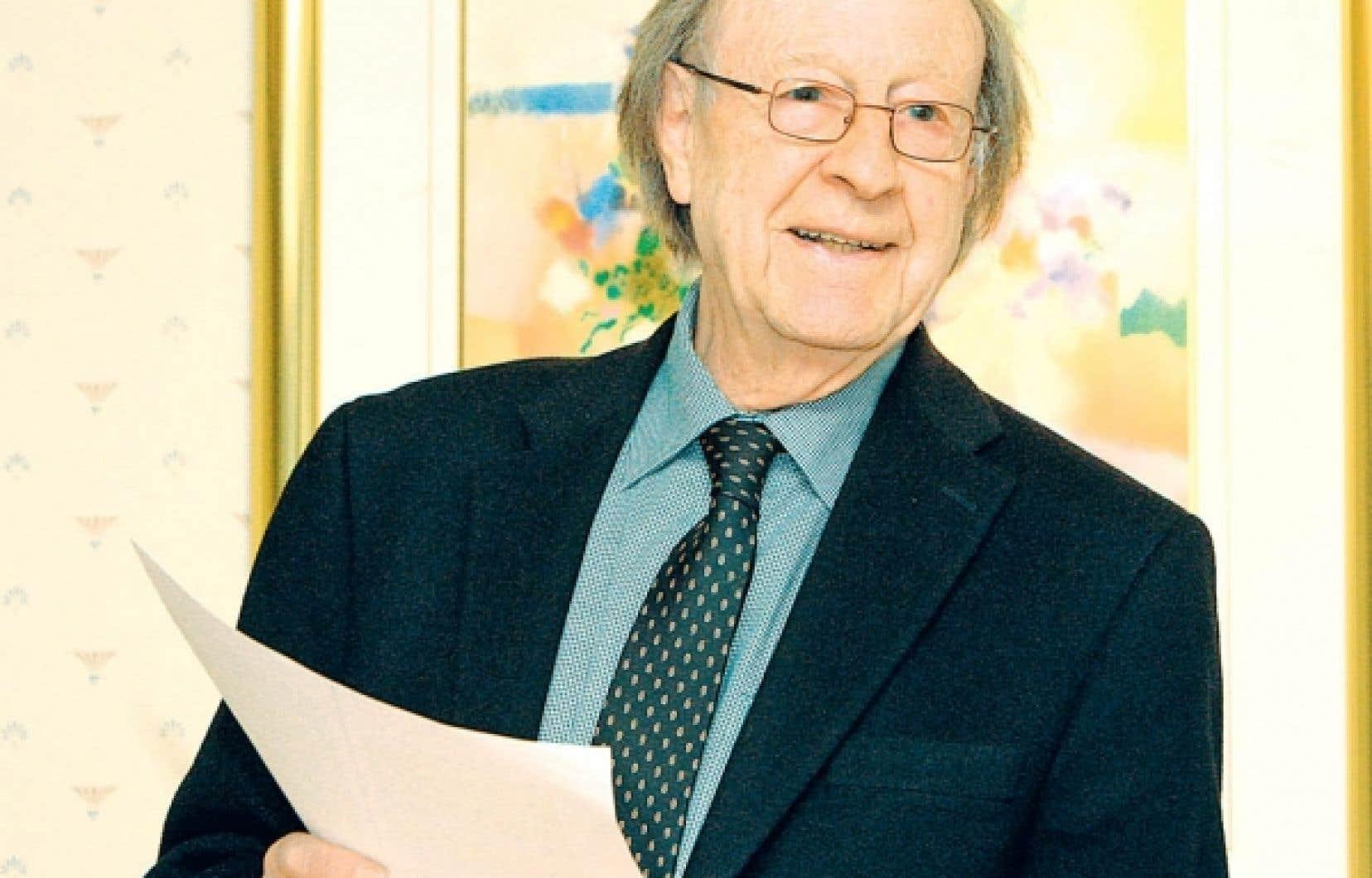 Si un jour une charte de la laïcité devait être adoptée, elle devrait s'éloigner selon lui d'une «laïcité ouverte» telle que l'ont défendue Charles Taylor et Gérard Bouchard, a dit Guy Rocher.