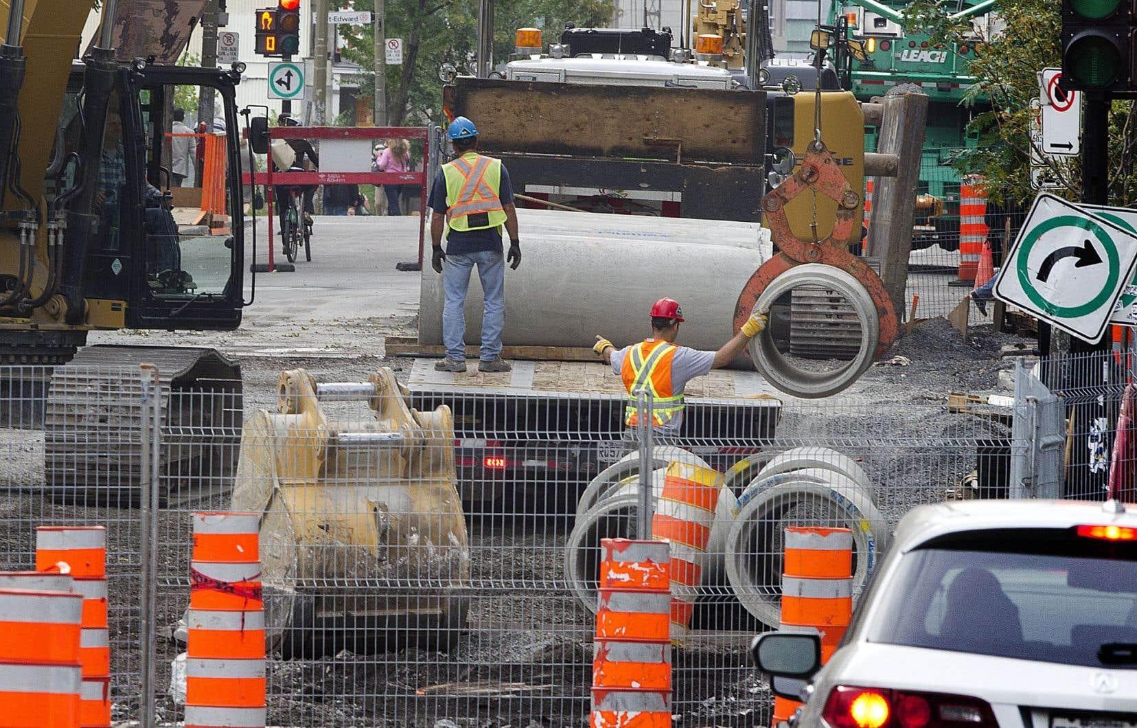 En novembre dernier, le maire Denis Coderre avait dit douter de la pertinence de créer l'AMP, dont le mandat s'apparente à celui du poste d'inspecteur général qu'il a créé pour Montréal.