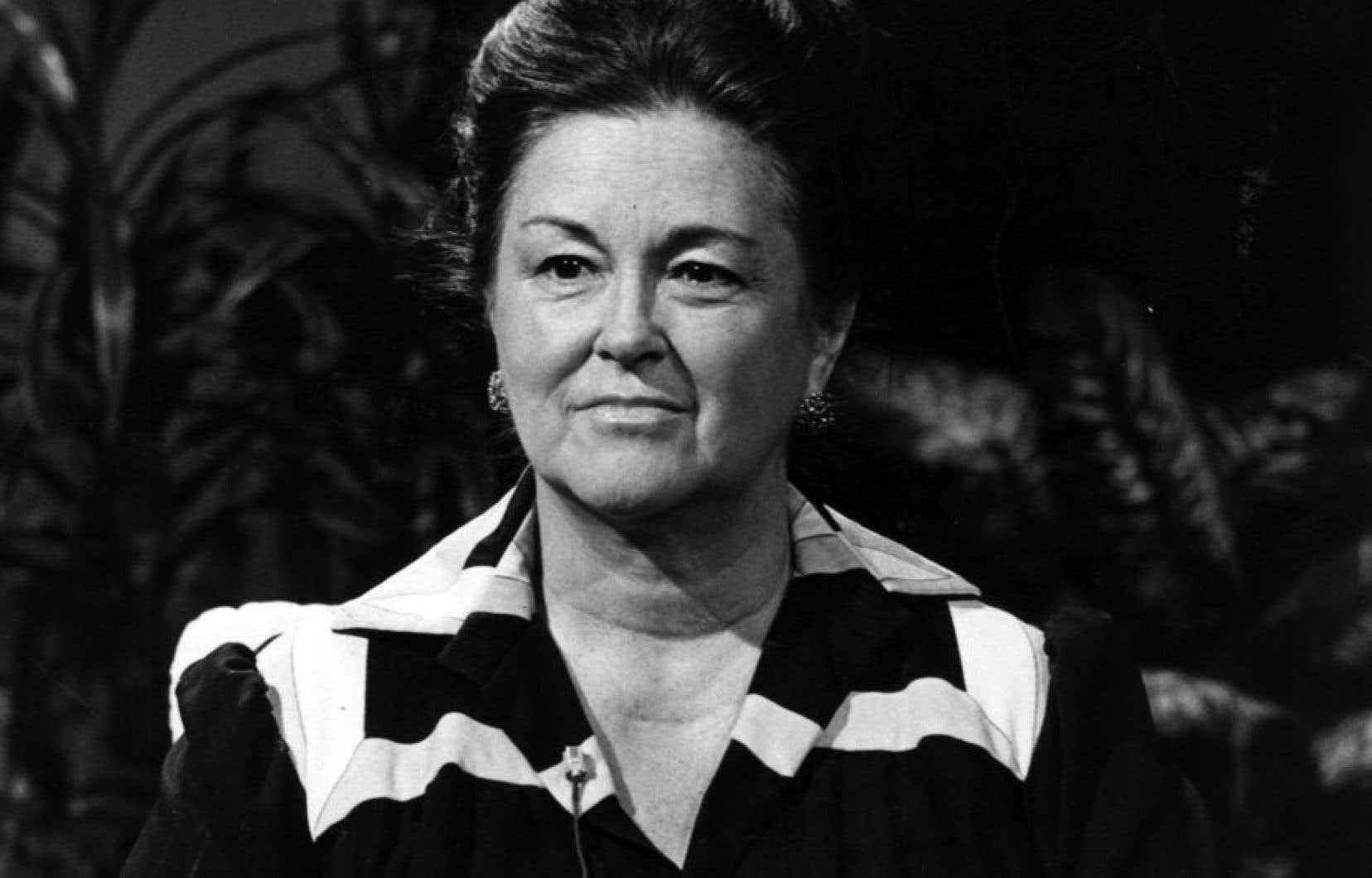 Claire Kirkland-Casgrain, pionnière de la sphère politique québécoise, est décédée le 24mars à l'âge de 91ans et six mois.