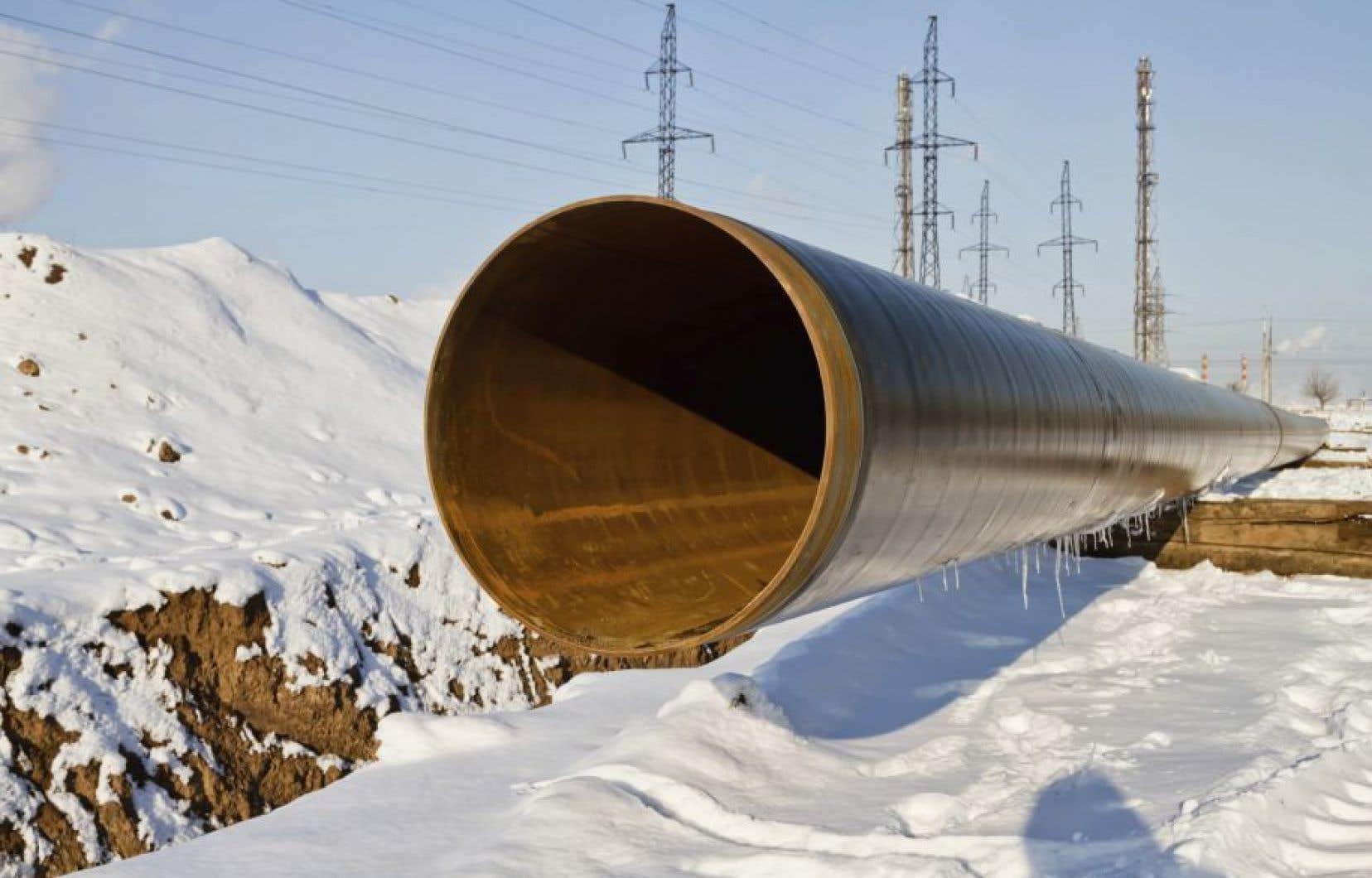 TransCanada aurait dû déposer un avis de projet au gouvernement, puis réaliser une étude d'impact de son projet de pipeline en répondant aux questions du ministère de l'Environnement du Québec.<br />