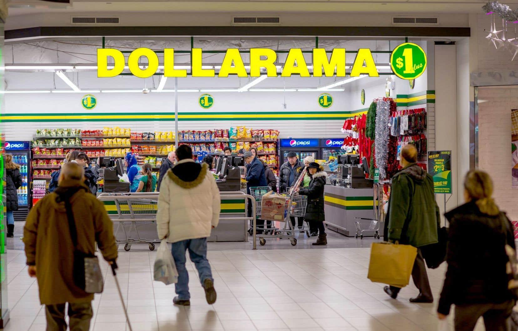 Les racines de Dollarama remontent à plus d'un siècle, lorsque Salim Rossy a ouvert le premier magasin S. Rossy en 1910, à Montréal.