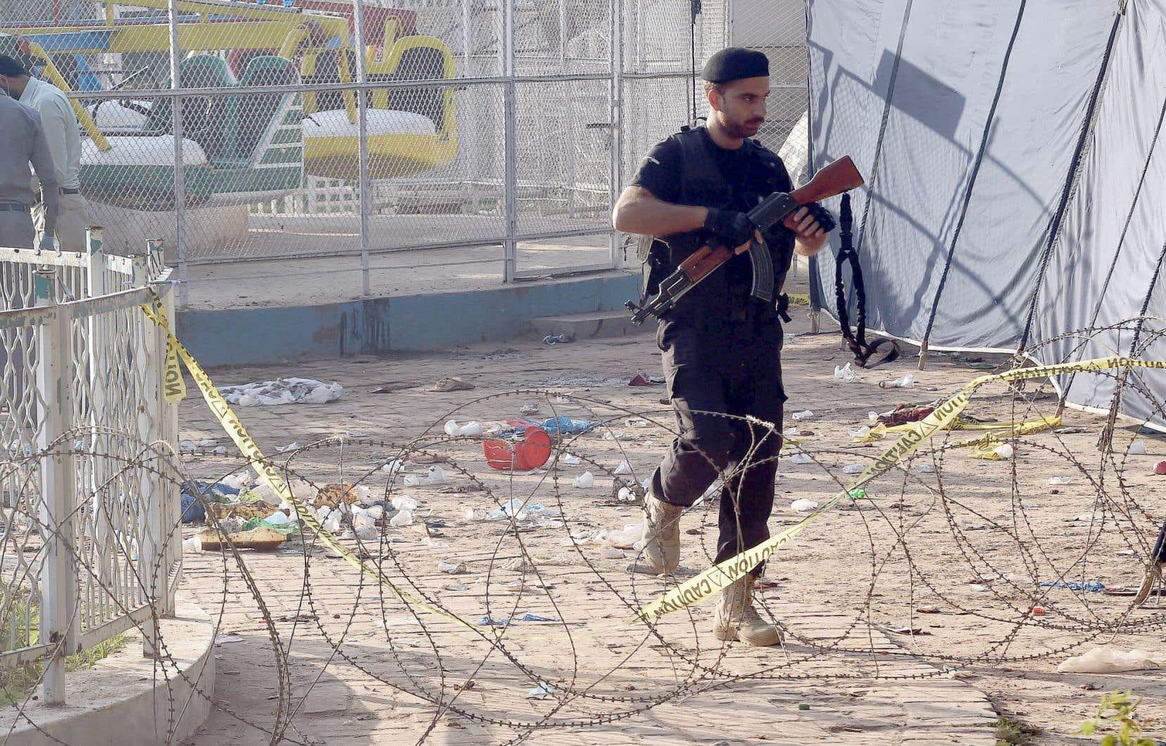 Les talibans ont frappé sans retenue en fin de semaine à Lahore, au Pakistan.