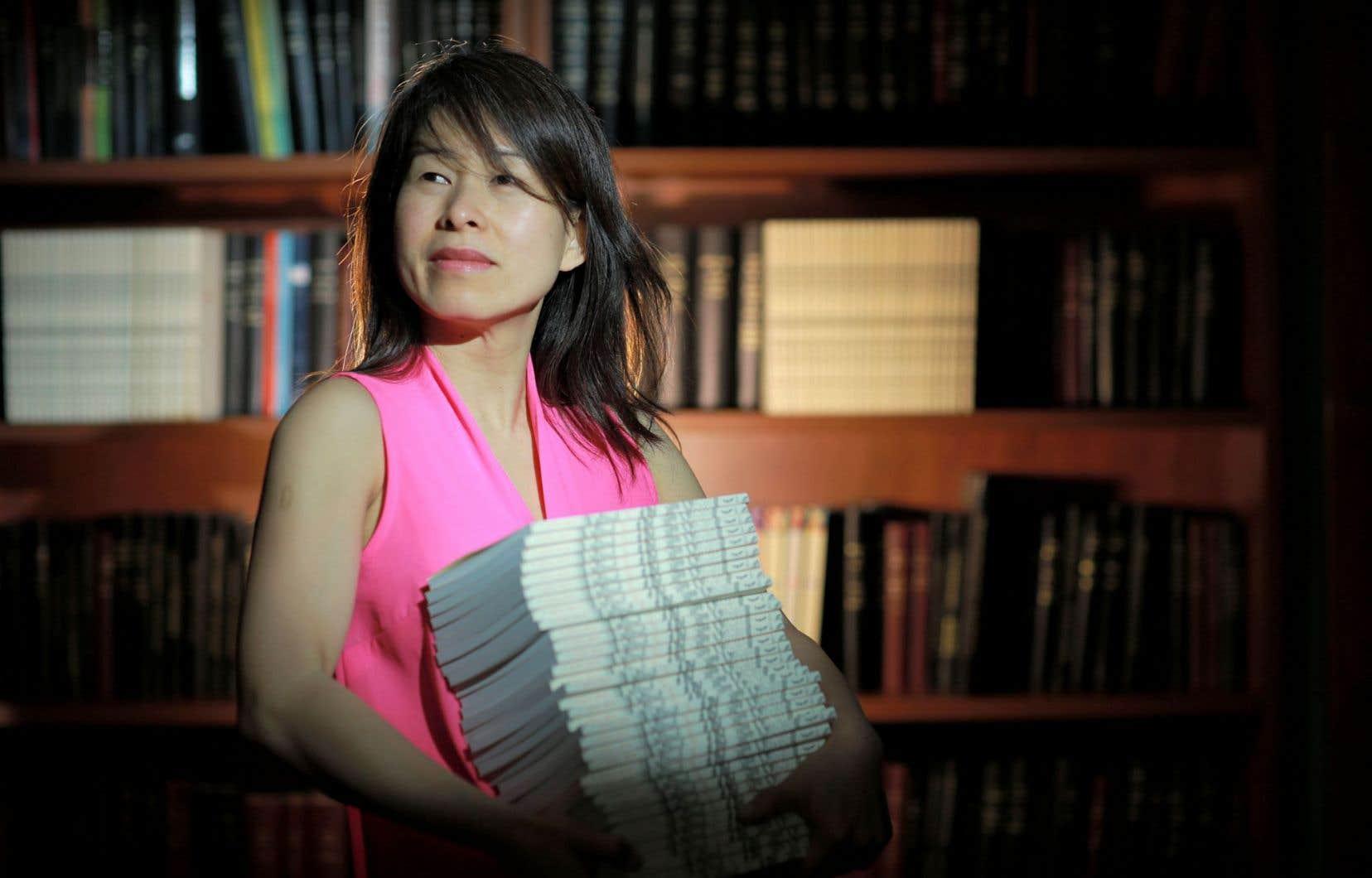 Kim Thúy a créé Vi, nouvel «alter ego» qui tombe amoureuse au temps de la colonisation.