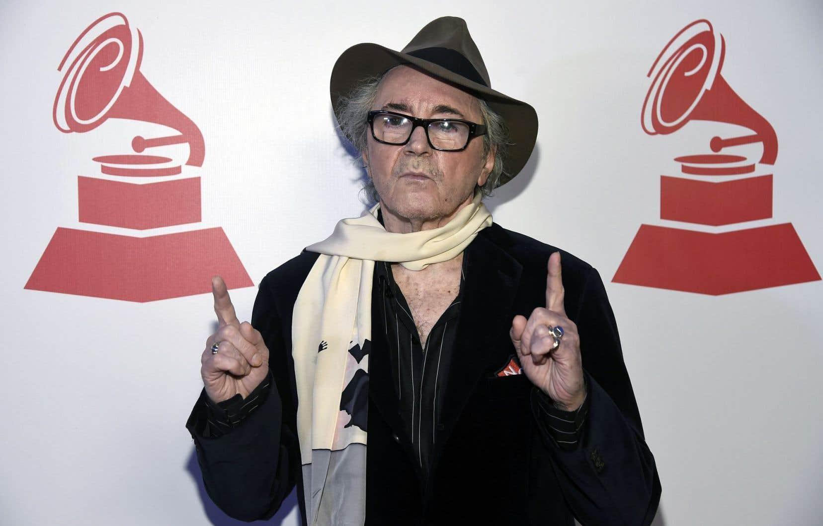 Gato Barbieri en novembre 2015 à Las Vegas à l'occasion d'un gala