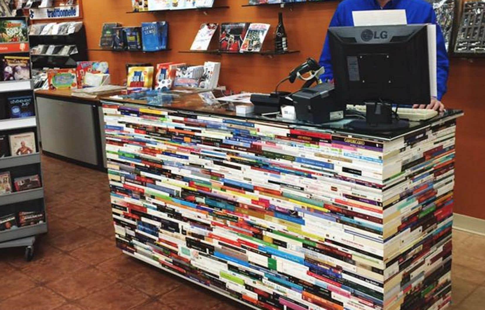Présente dans le paysage culturel de Lanaudière depuis plus de 90 ans, la Librairie Martin ferme sa succursale du centre-ville de Joliette.