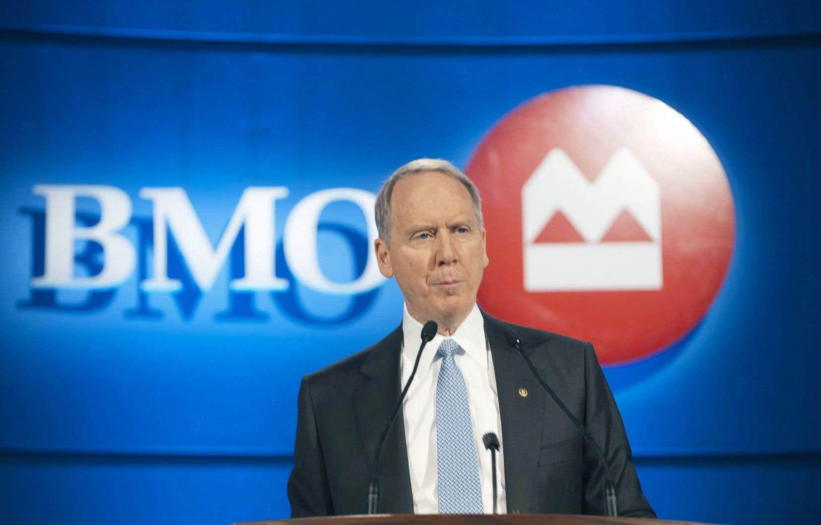 Bill Downe, chef de la direction de la Banque de Montréal