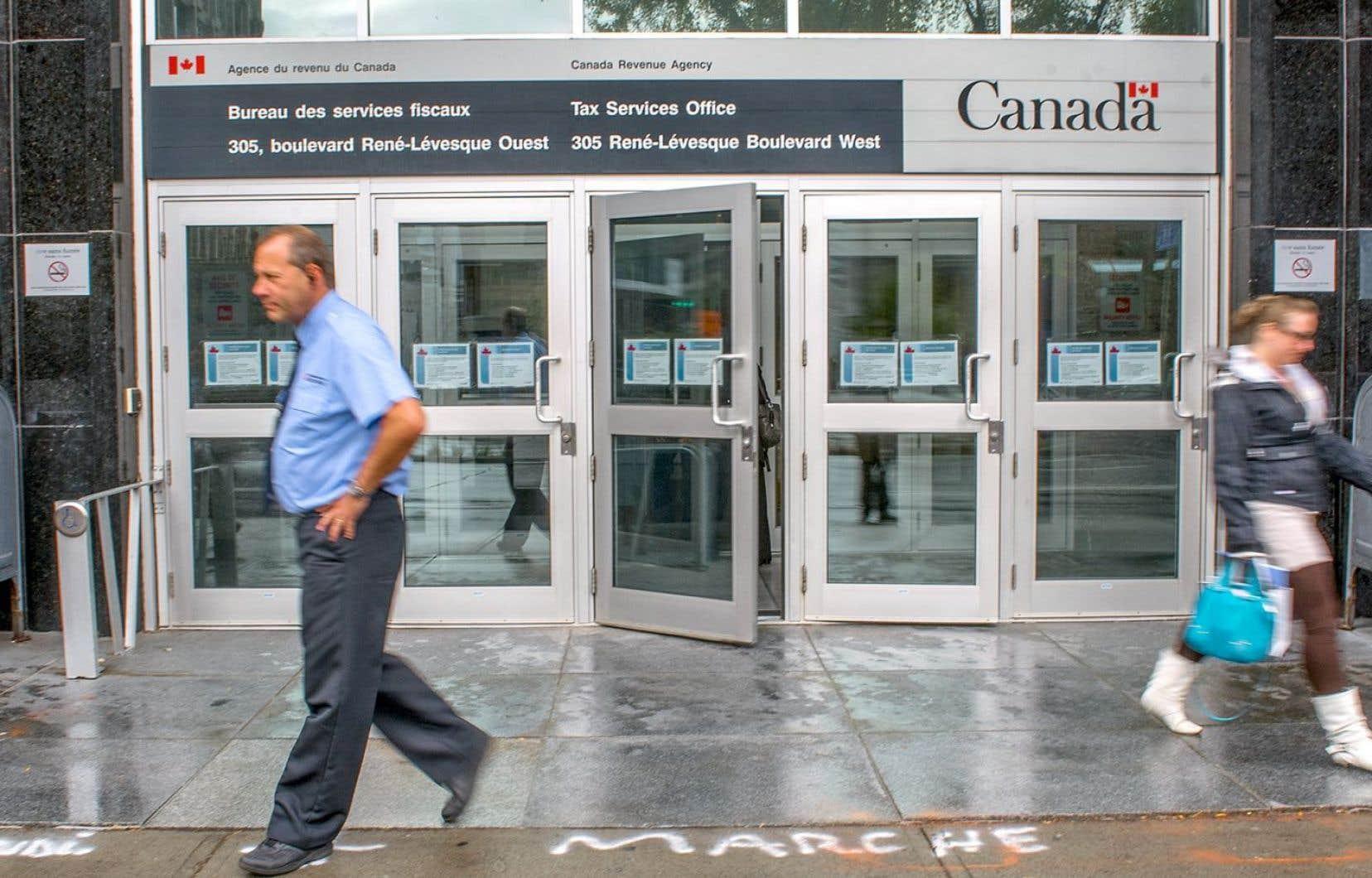 Dans son dernier budget, le gouvernement Trudeau a consacré 444 millions de dollars sur cinq ans à la lutte contre l'évasion et l'évitement fiscaux.