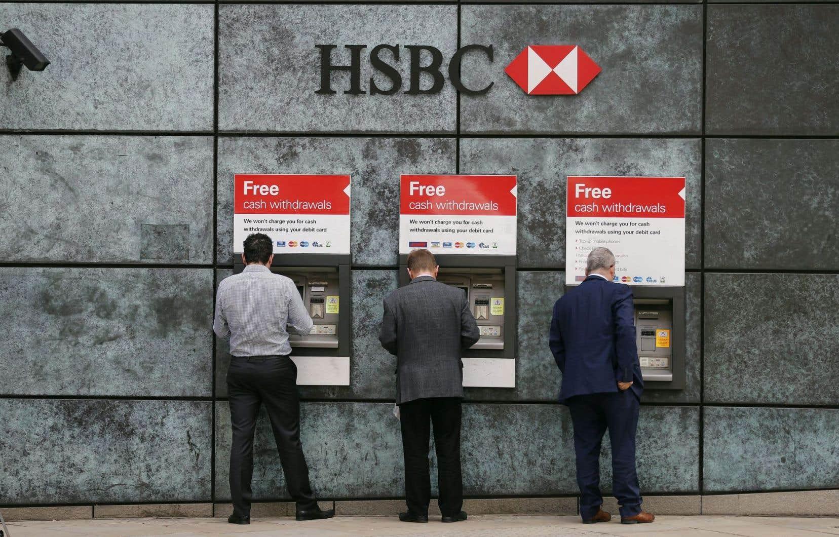 UBS, HSBC, Rothschild, Credit Suisse, Deutsche Bank ou encore la française Société Générale figurent parmi les banques engagées dans des activités «offshore».