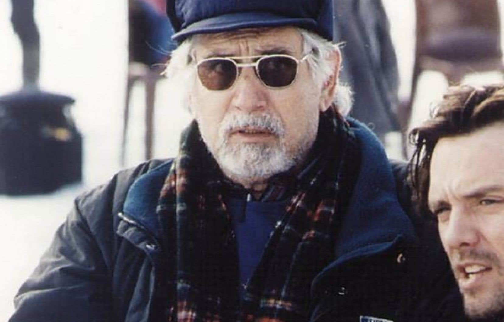 Gilles Carle,en 1998
