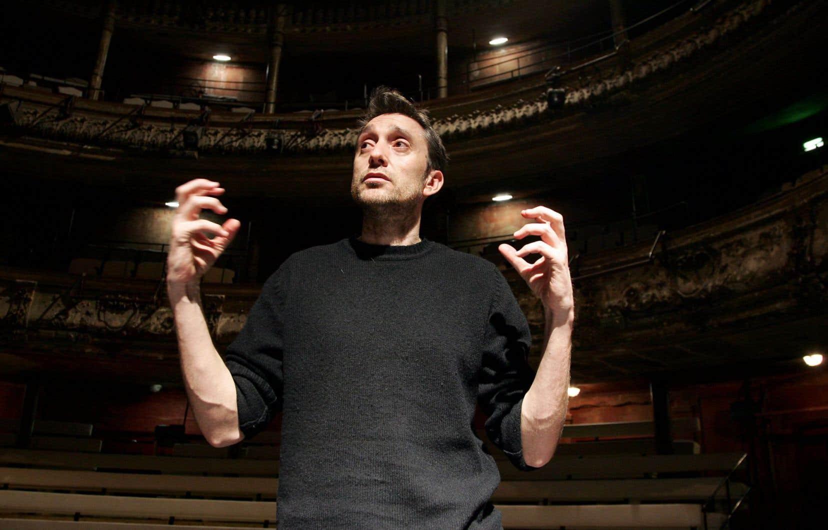 Le Carrefour international de théâtre tente d'attirer Joël Pommerat depuis quatre ans. Cette année, il viendra présenter son «Cendrillon».