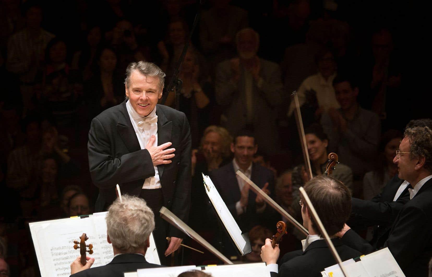 On l'a peut-être oublié depuis son dernier passage en 1992, mais Mariss Jansons fut en son temps un invité régulier de l'Orchestre symphonique de Montréal.