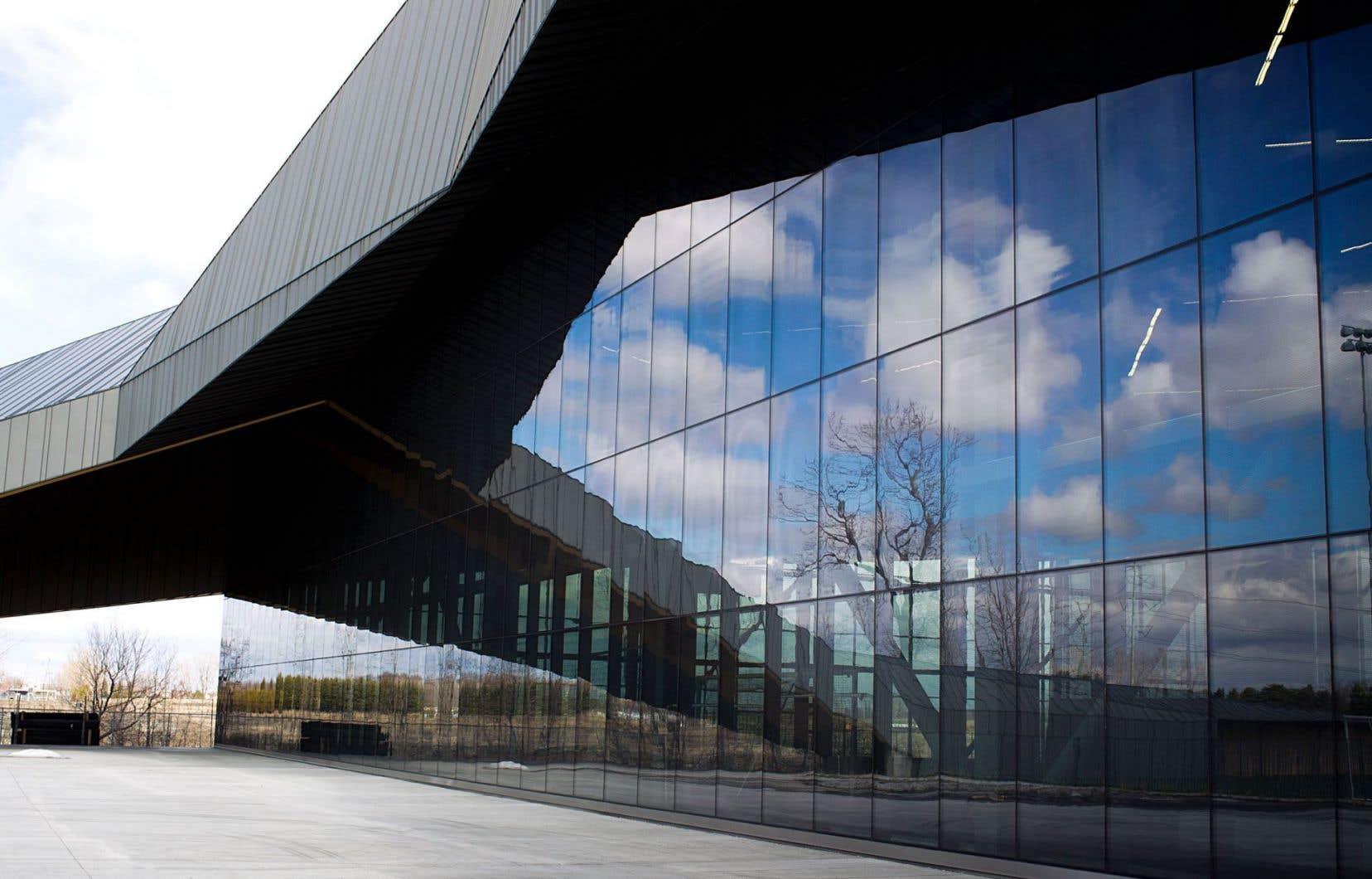Le nouveau Stade de soccer de Montréal est une réalisation de la firme d'architectes Saucier + Perrotte.