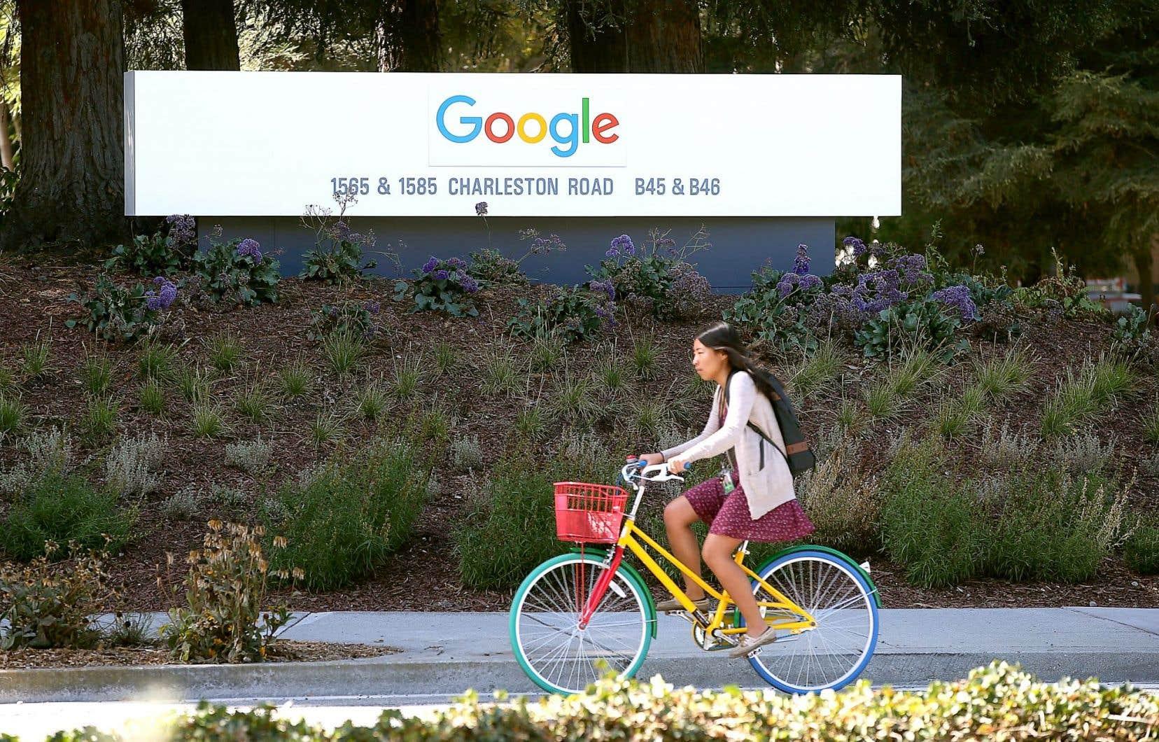 En avril 2015, la commission européenne avait lancé une autre procédure contre Google.