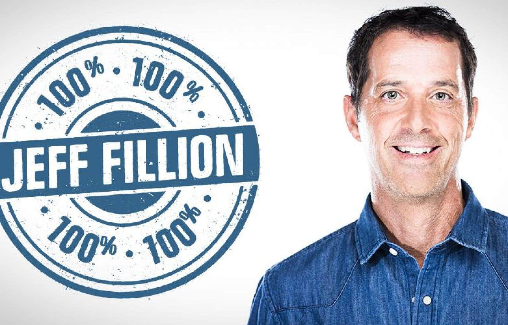 Jeff Fillion perd la barre de «100% Fillion», émission de télévision diffusée sur TV1, autre propriété de Bell Média.<br />