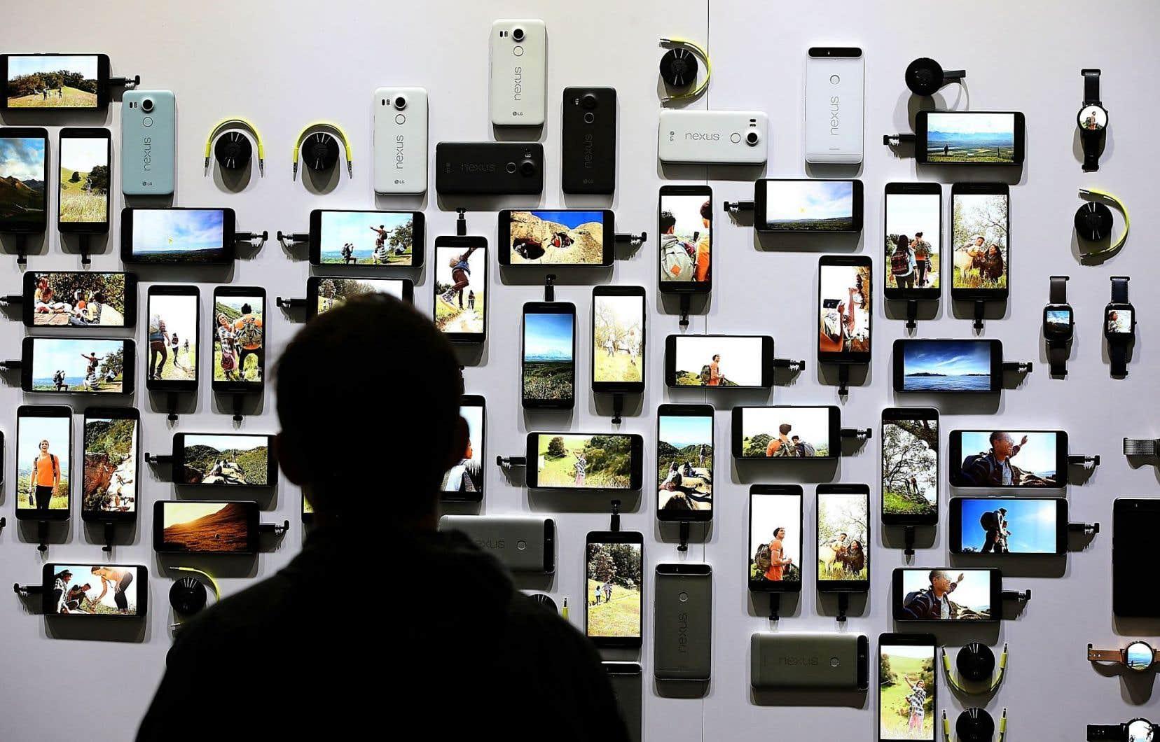 La Commission a adressé à Google une «communication des griefs» concernant le système d'exploitation et les applications Android, après une enquête ouverte en avril2015.