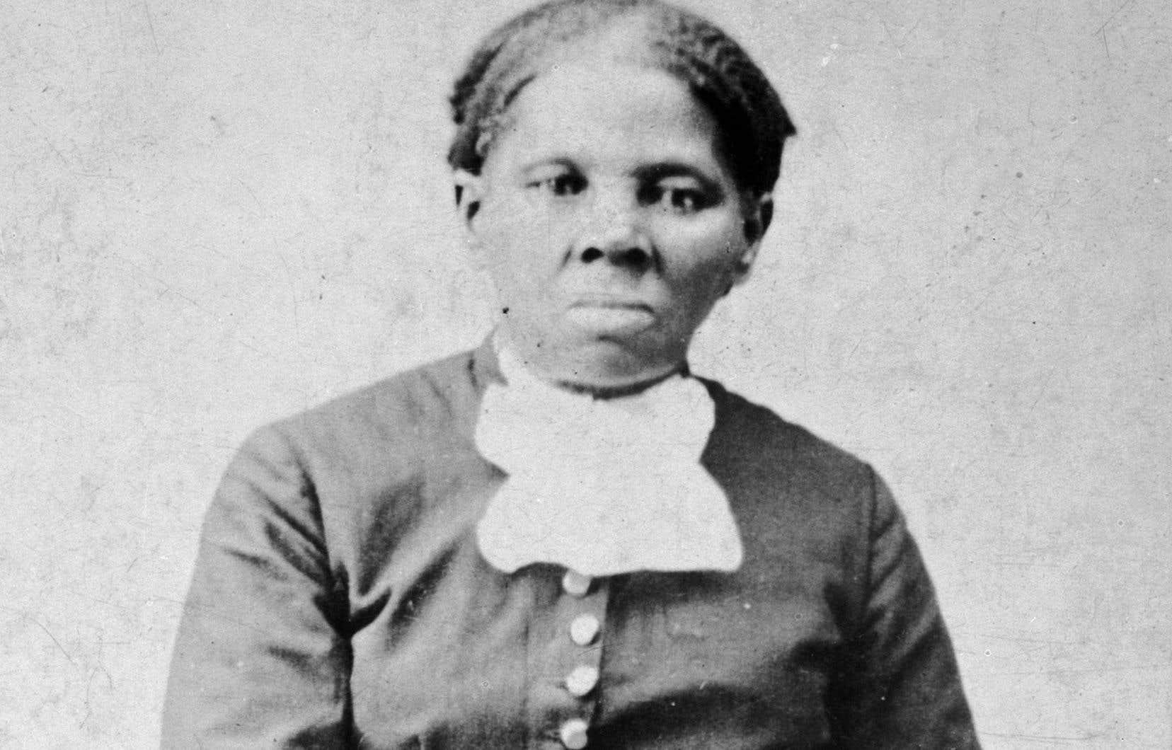 Une photo d'Harriet Tubman prise entre 1860 et 1875