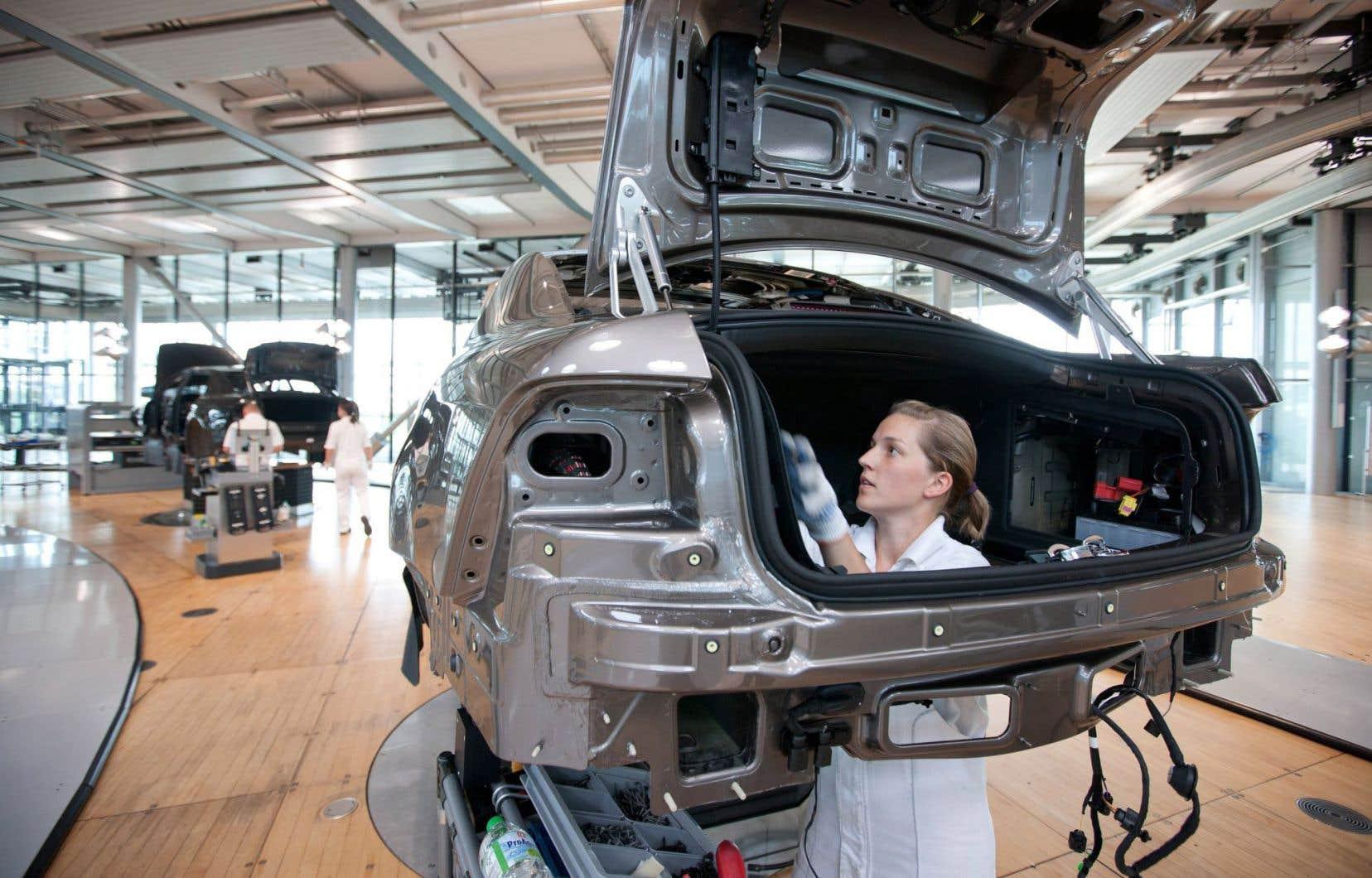 Le constructeur allemand Volkswagen a été ébranlé fin 2015 par le scandale des moteurs diesel truqués.