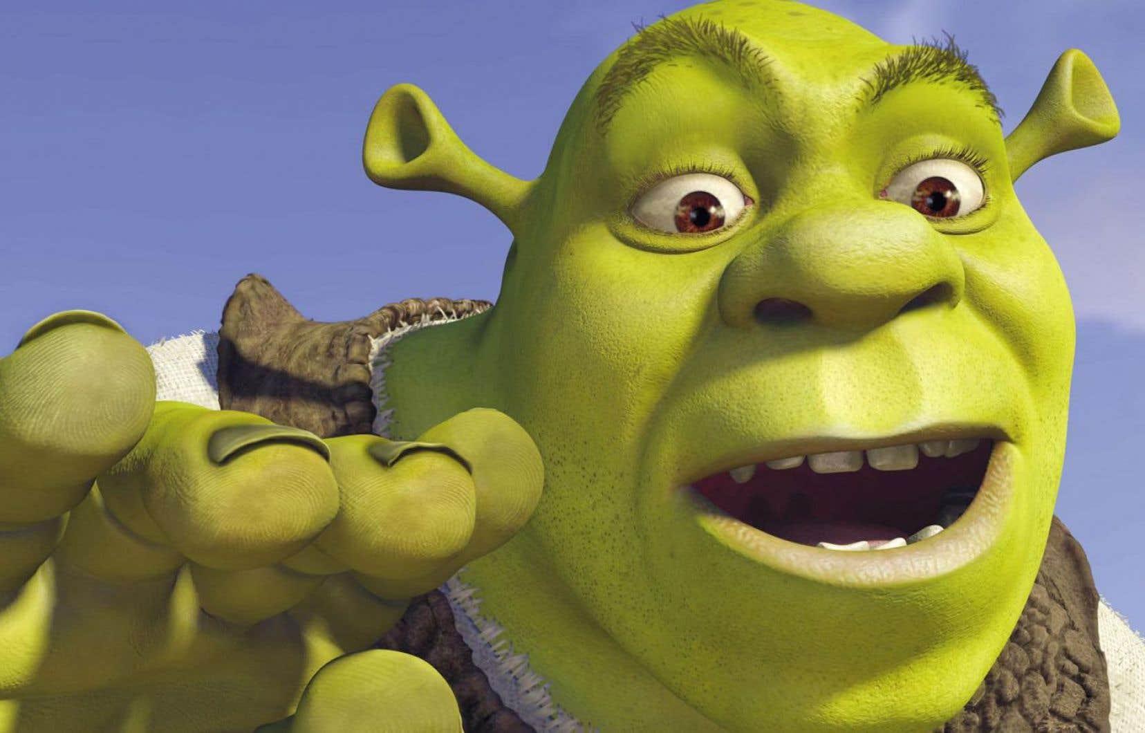 «Shrek»