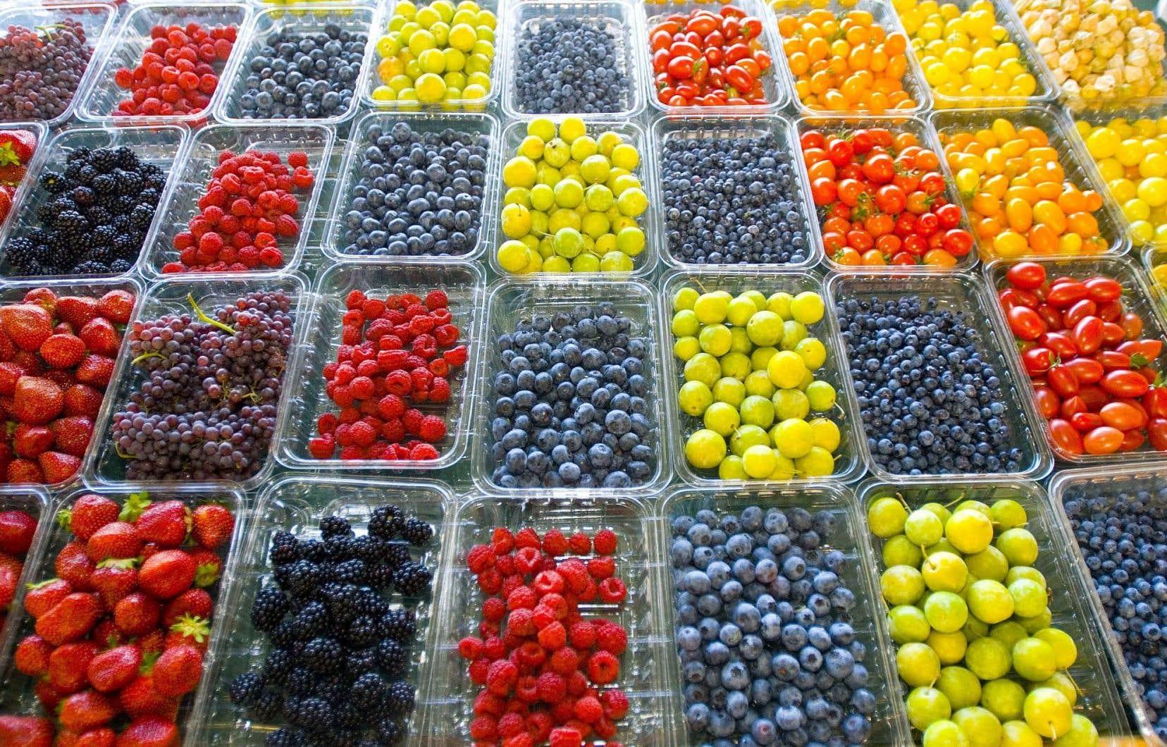 Une grande ville se devait d'avoir un lieu de référence agroalimentaire que peuvent s'approprier autant les touristes que la clientèle locale.