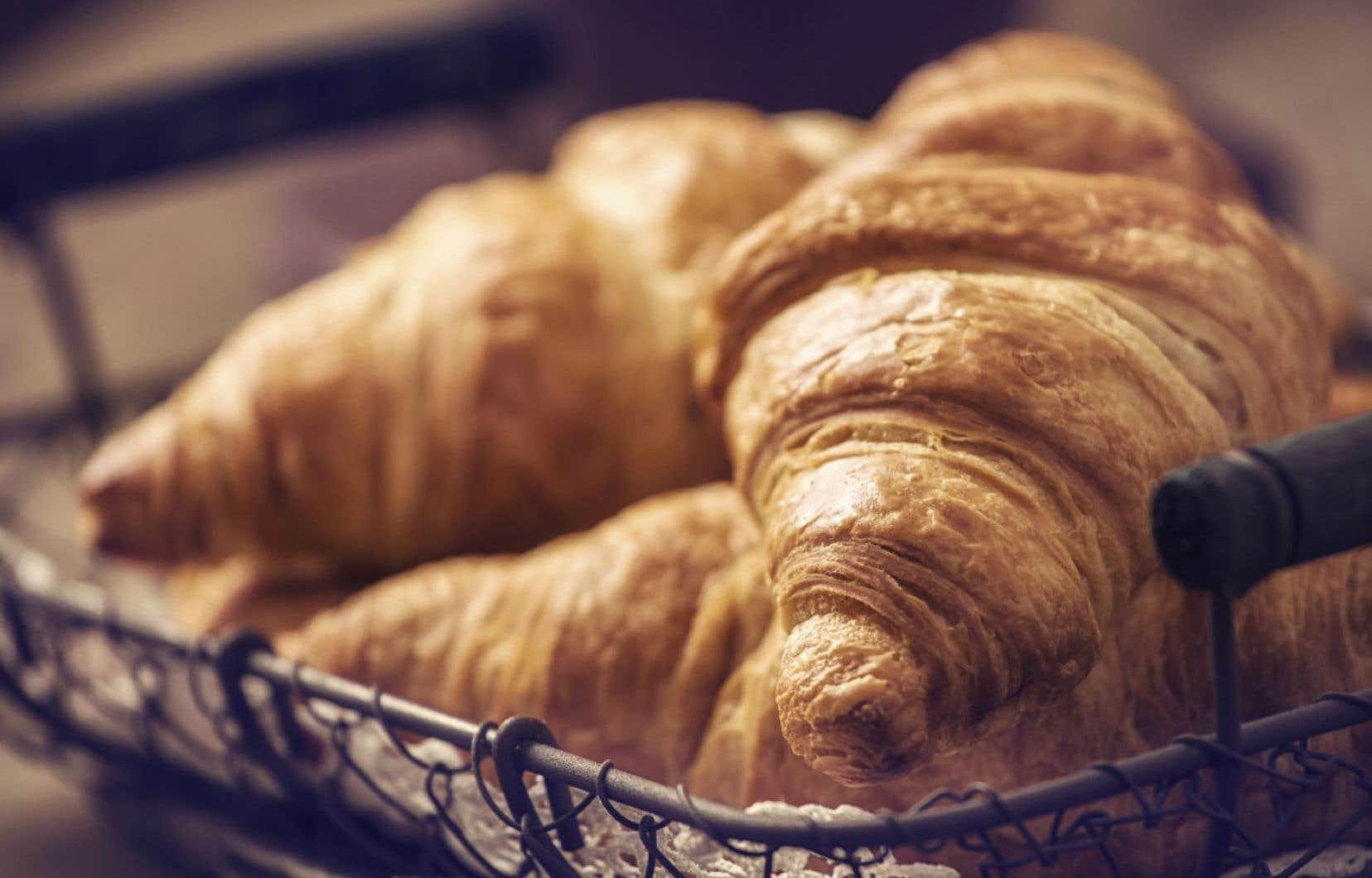 Le croissant est la viennoiserie la plus populaire mondialement.