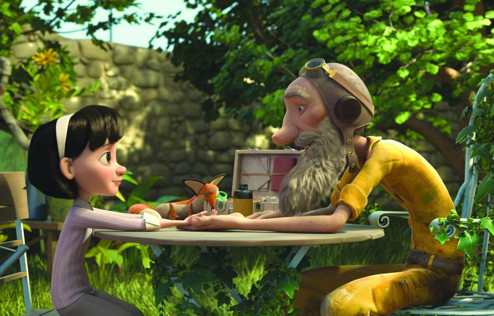 Mikros Image Canada, présent en France, en Belgique et au Luxembourg, a été en partie entraîné au Québec en 2011 par les crédits d'impôt. L'entreprise vient de participer à l'adaptation du «Petit Prince» au cinéma.