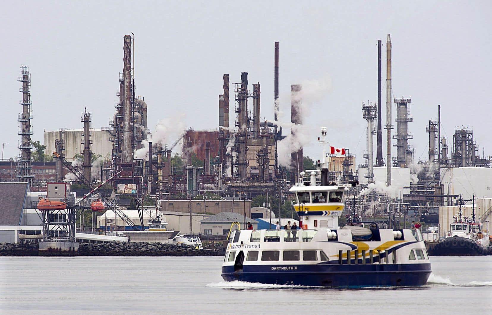 La présence d'actif dans le secteur des combustibles fossiles enlevait des points aux compagnies.