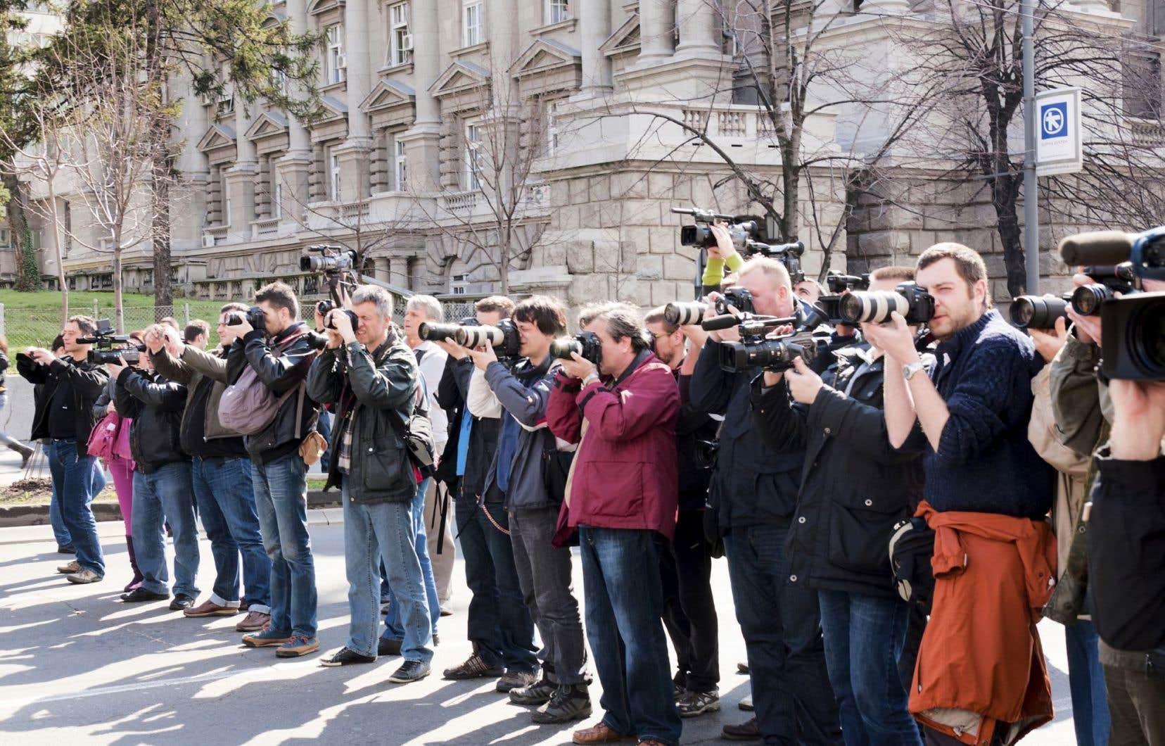 Une étude spécialement commandée pour le congrès a établi que le Québec est l'un des endroits en Occident où l'aide publique aux journaux comme aux médias est la moins élevée dans le monde occidental.