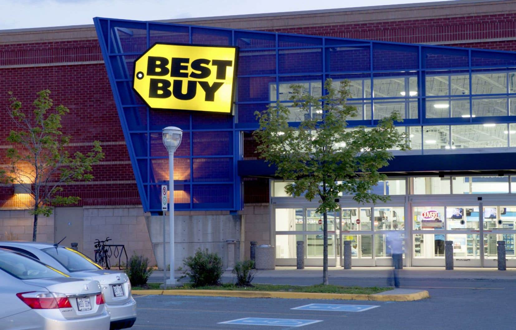 Le projet de règlement pourrait créer deux catégories d'entreprises en matière d'affichage : les multinationales telle Wal-Mart, et les petites entreprises.