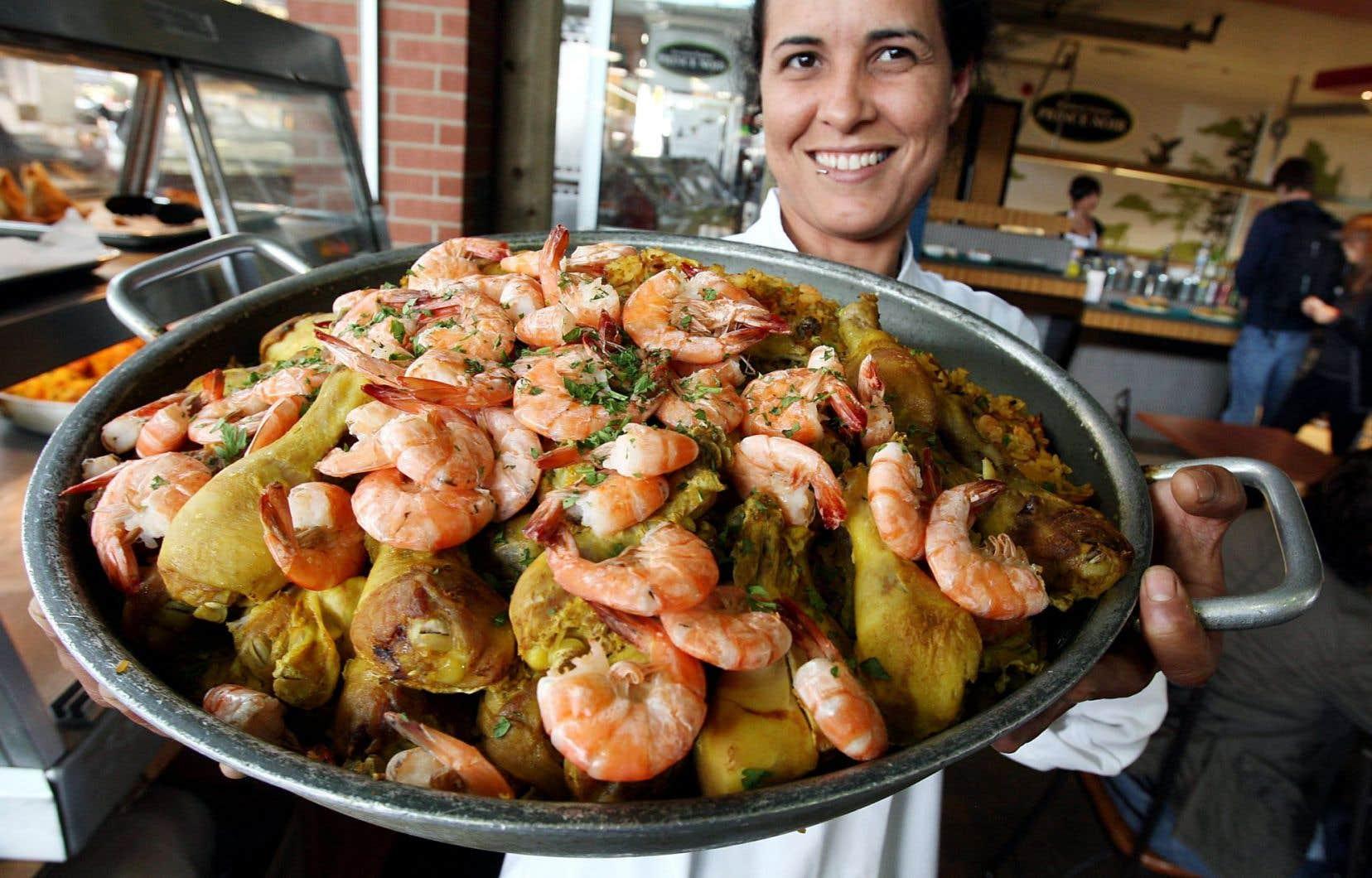 L'alimentation des Québécois a radicalement changé au cours des dernières décennies. Les voyages ont suscité un intérêt grandissant pour de la nouveauté.