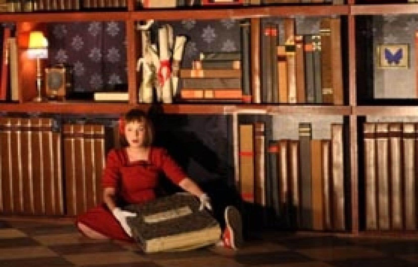 Alice au pays des merveilles, une production du Théâtre Tout à trac, prendra l'affiche de la Maison Théâtre fin septembre.