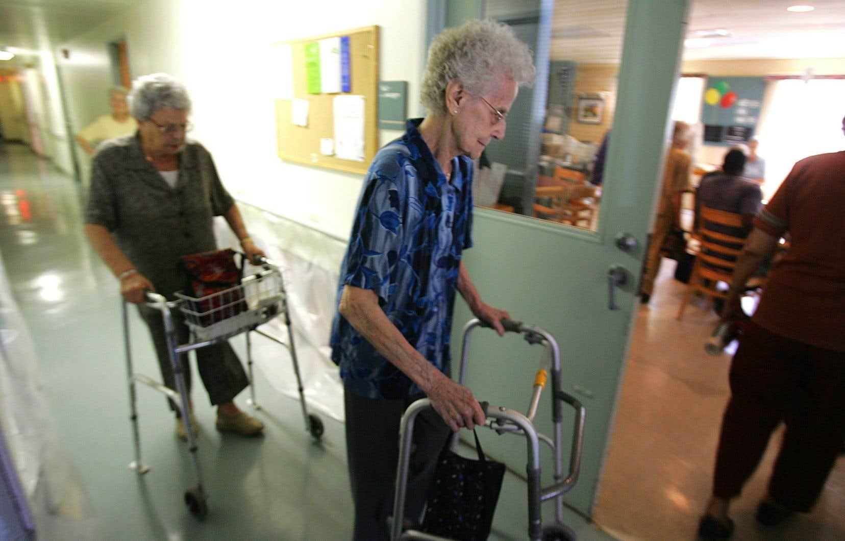 Selon Richard Belhumeur, de la FTQ, le réseau des résidences privées est devenu un passage obligé pour les personnes âgées en raison du désengagement progressif de l'État.