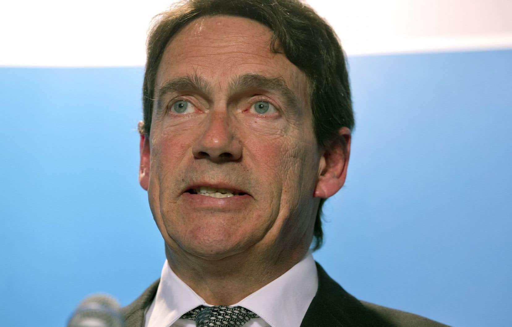 Pierre Karl Péladeau, a annoncé son retrait de la vie politique «pour le bien de ses enfants» au début du mois de mai.