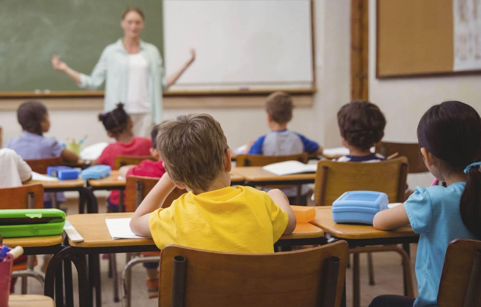 Les élèves HDAA représentent près de 20 % des élèves. C'est un cinquième des élèves et leur nombre ne cesse d'augmenter.