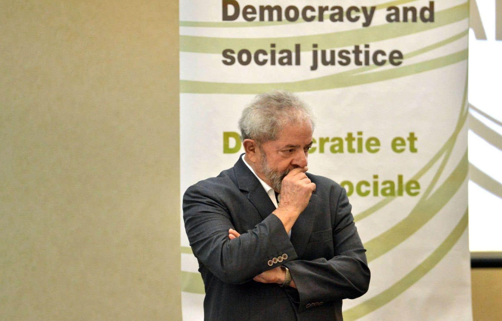 L'ex-président du Brésil, Luiz Inacio Lula da Silva, a pu s'attaquer aux inégalités jusqu'à ce que l'économie s'enraye.