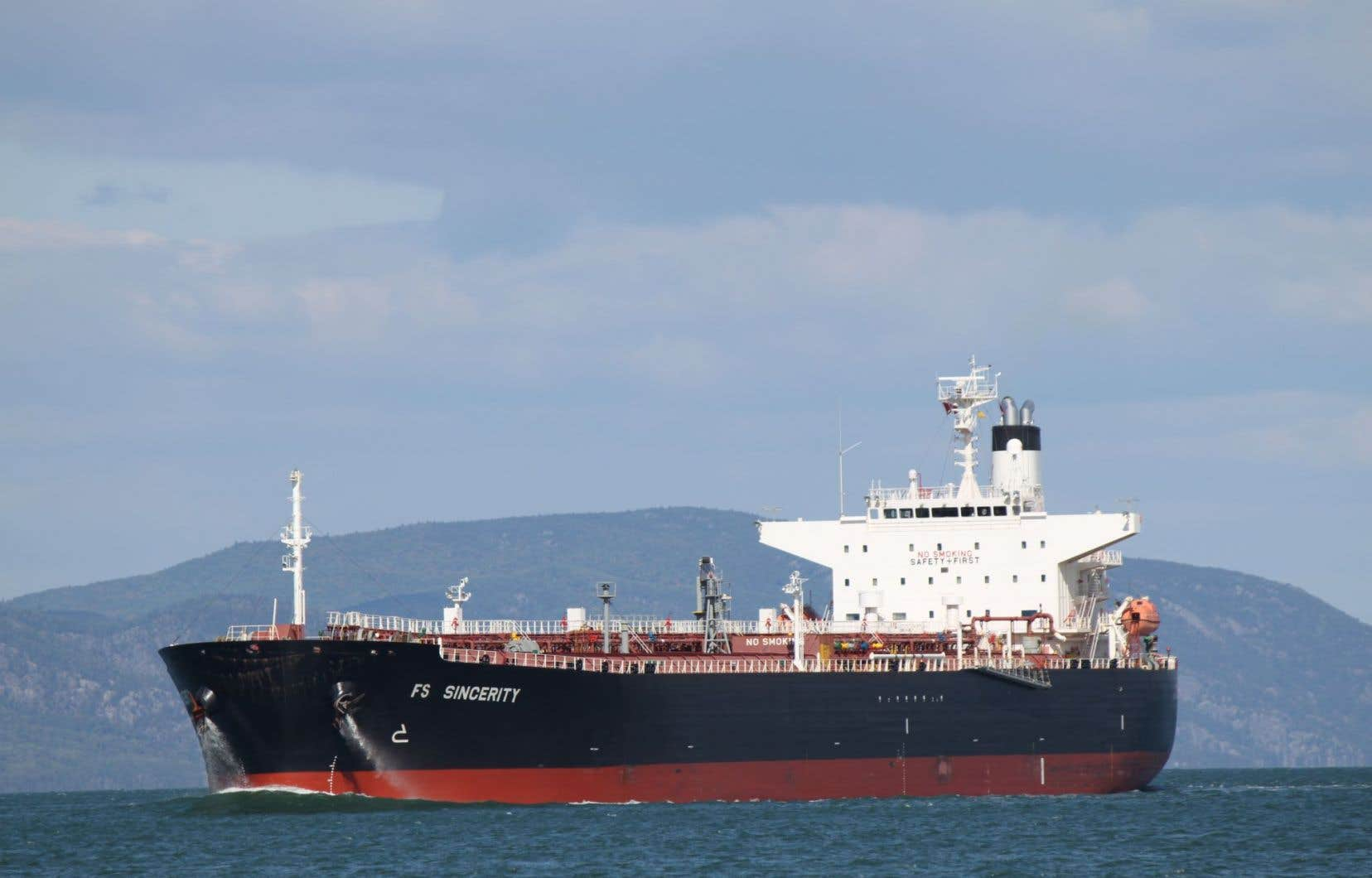 En plus des projets d'exportation vers les États-Unis, TransCanada envisage toujours de construire un port au Québec.