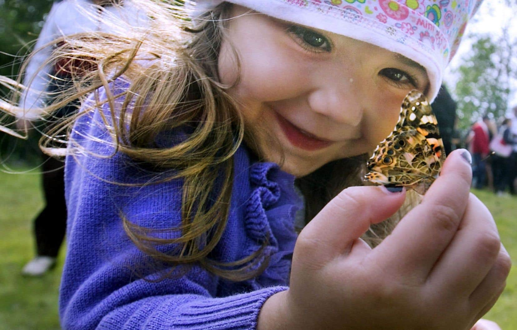 L'augmentation de détresse chez les enfants va de pair avec l'anxiété de performance parentale. Il ne sert à rien de souffler sur les papillons pour qu'ils volent.