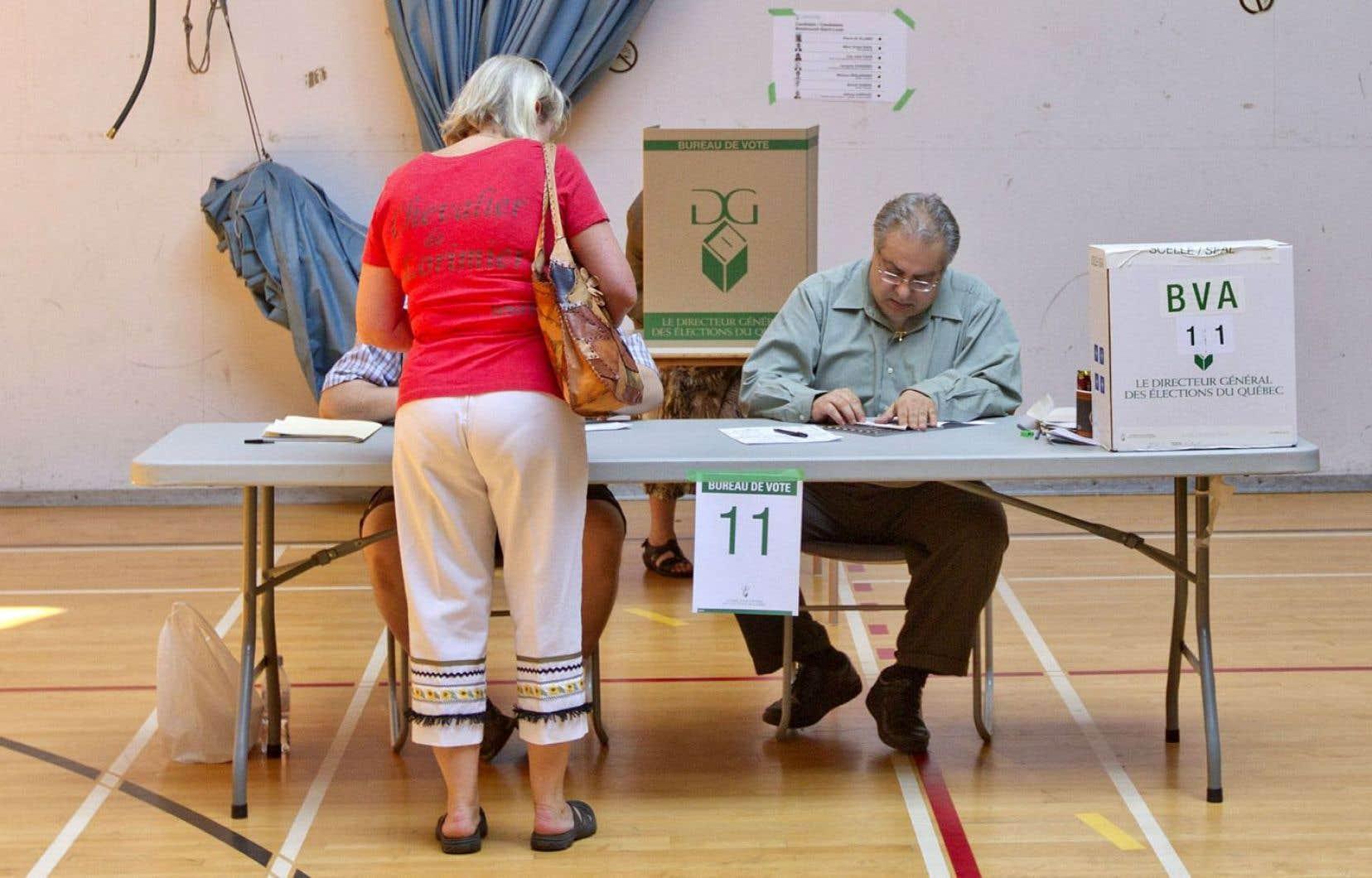 Le mode de scrutin proportionnel mixte compensatoire semblait aller de soi après la présentation sur les différents modes de scrutin.